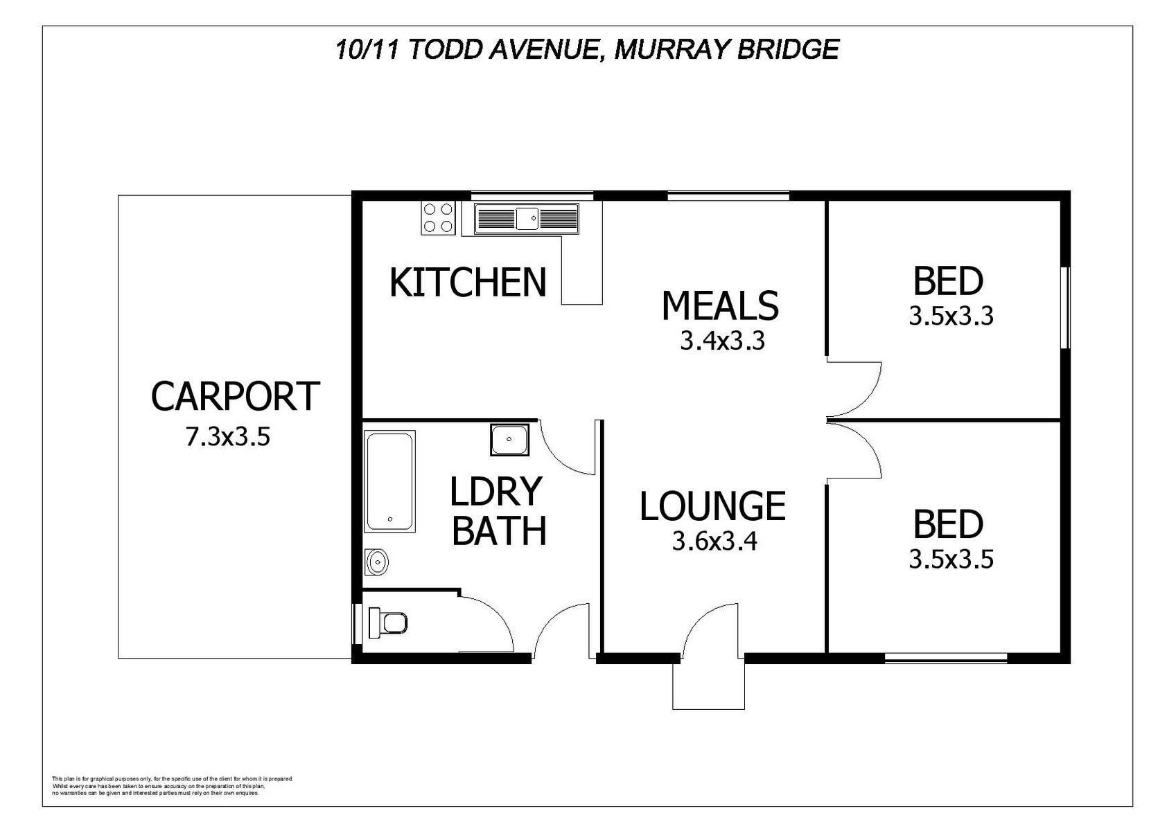11 Todd Avenue, Murray Bridge, SA 5253