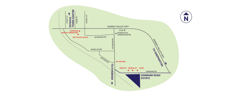 Lot 1-13/1 Denmark Road, Echuca, VIC 3564