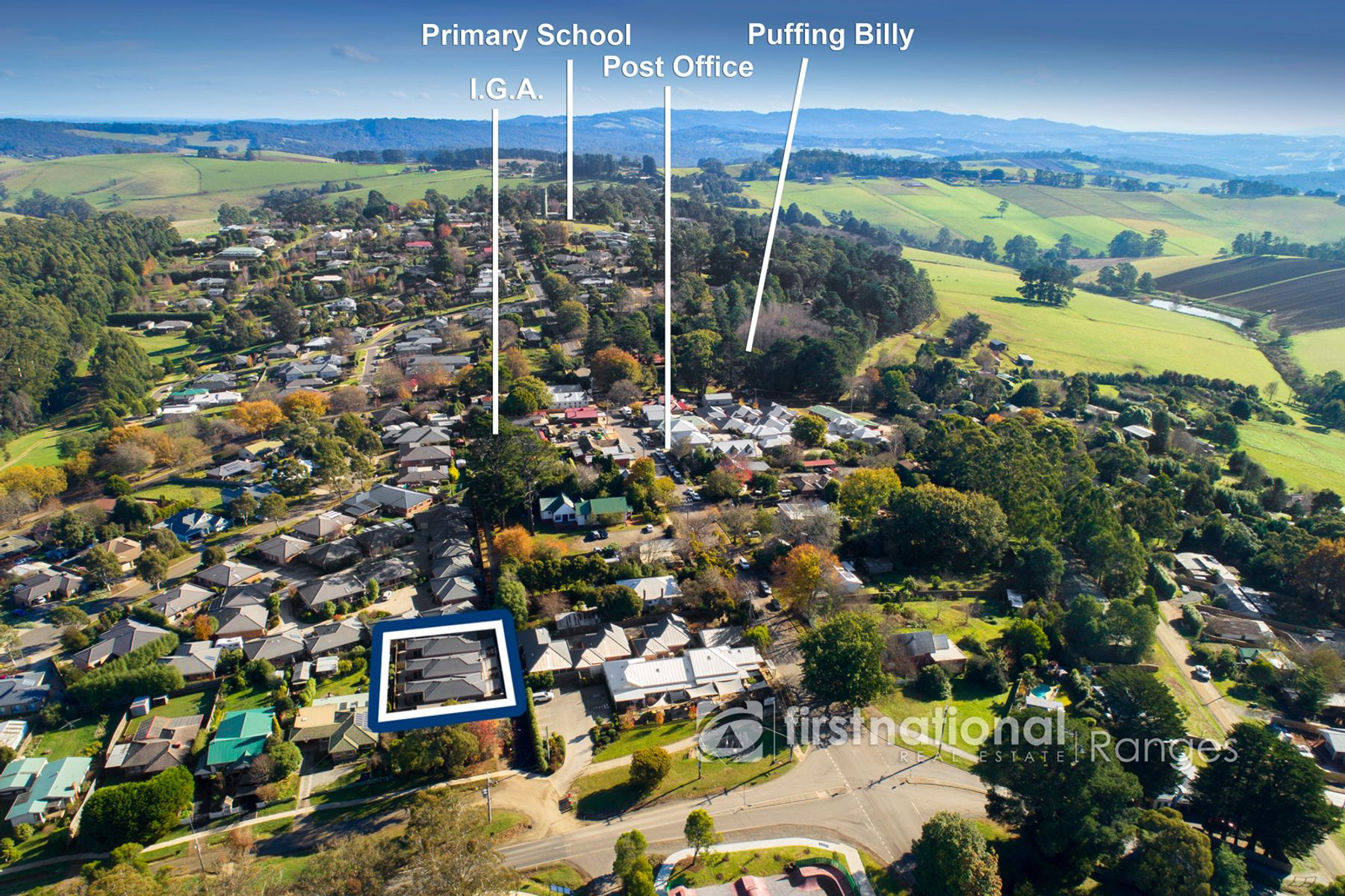 3, 5 & 7 Village Lane, Gembrook, VIC 3783