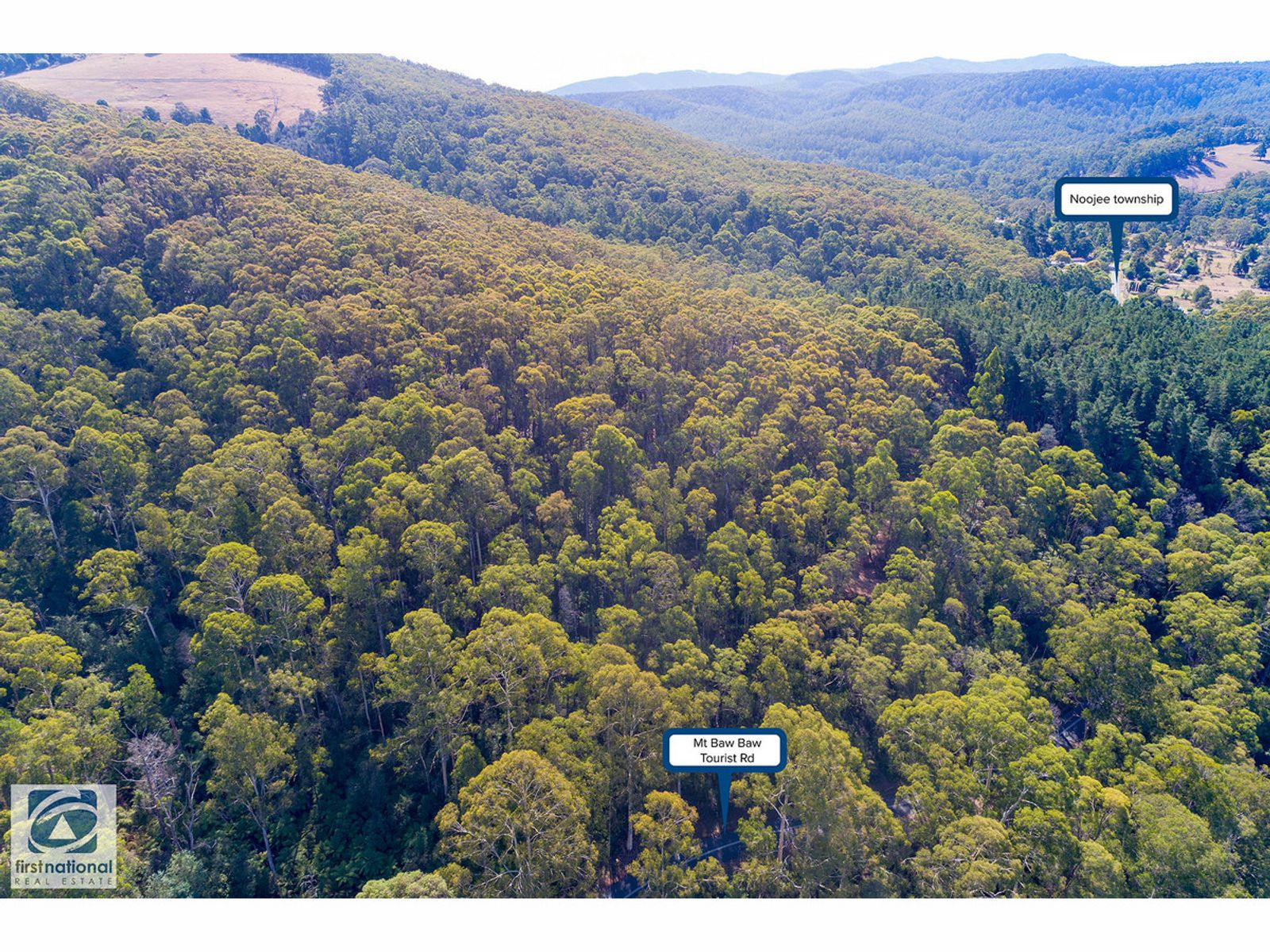 570 Mt Baw Baw Tourist Road, Noojee, VIC 3833
