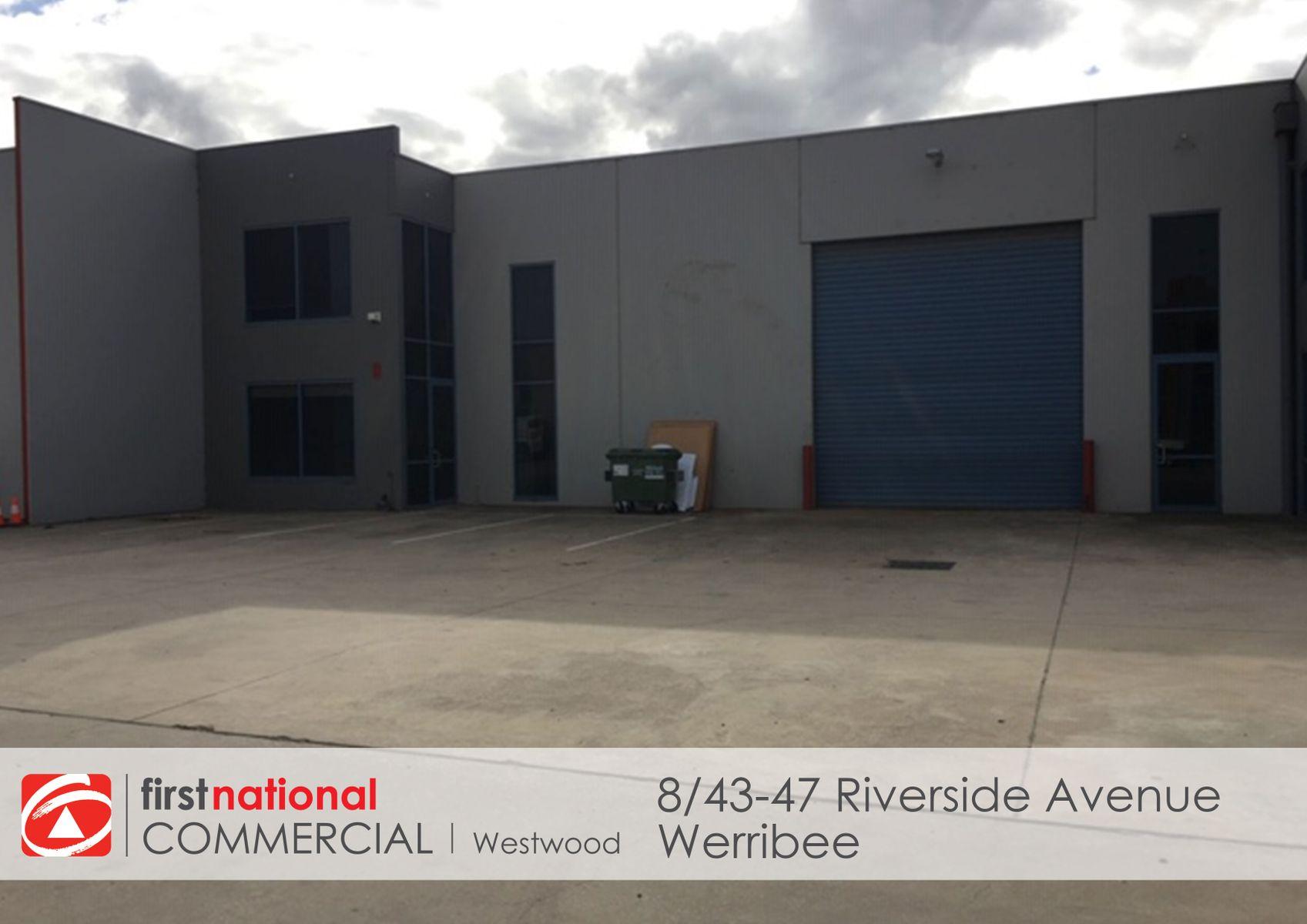 8/43-47 Riverside Avenue, Werribee, VIC 3030