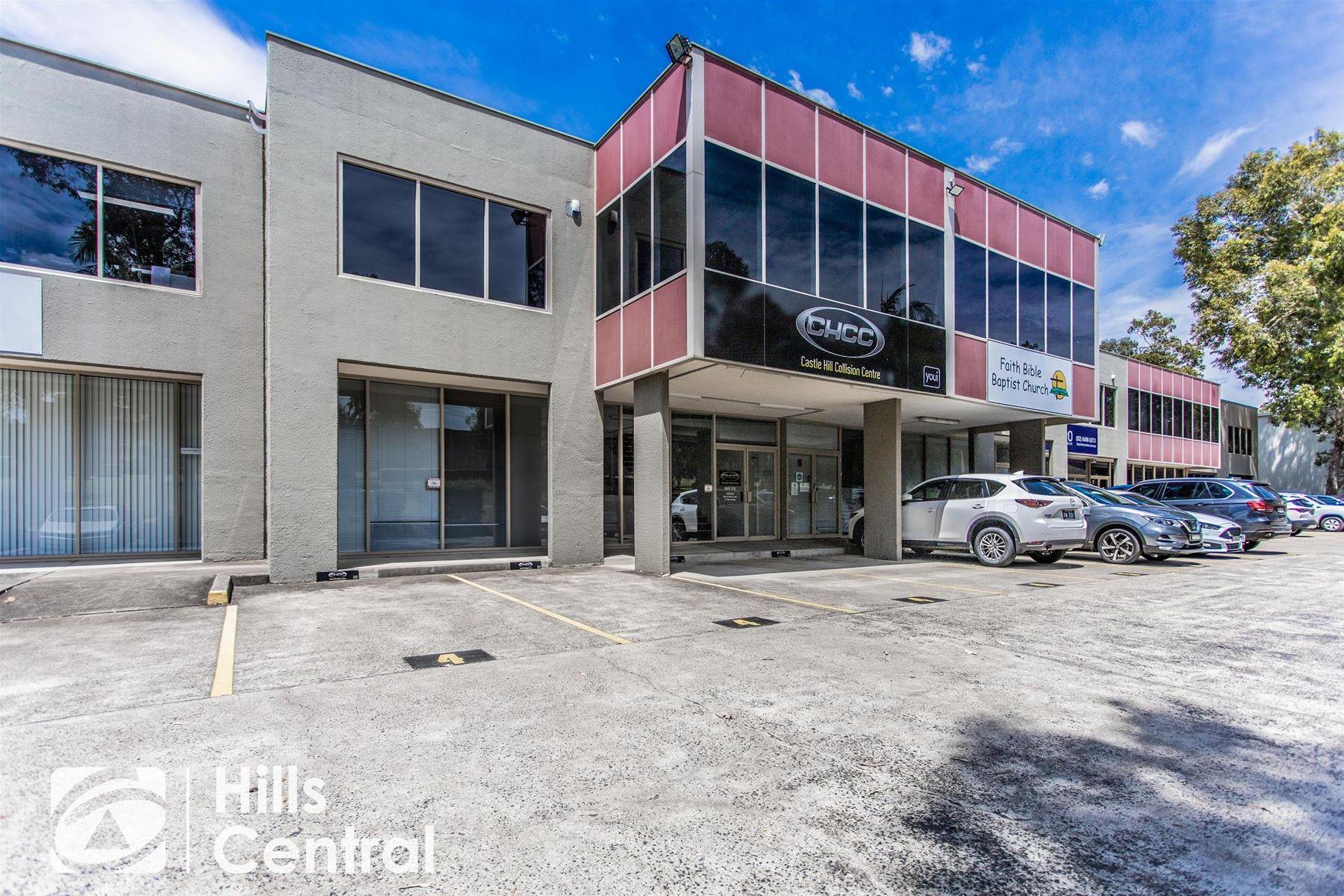 4/7 Salisbury  Road, Castle Hill, NSW 2154