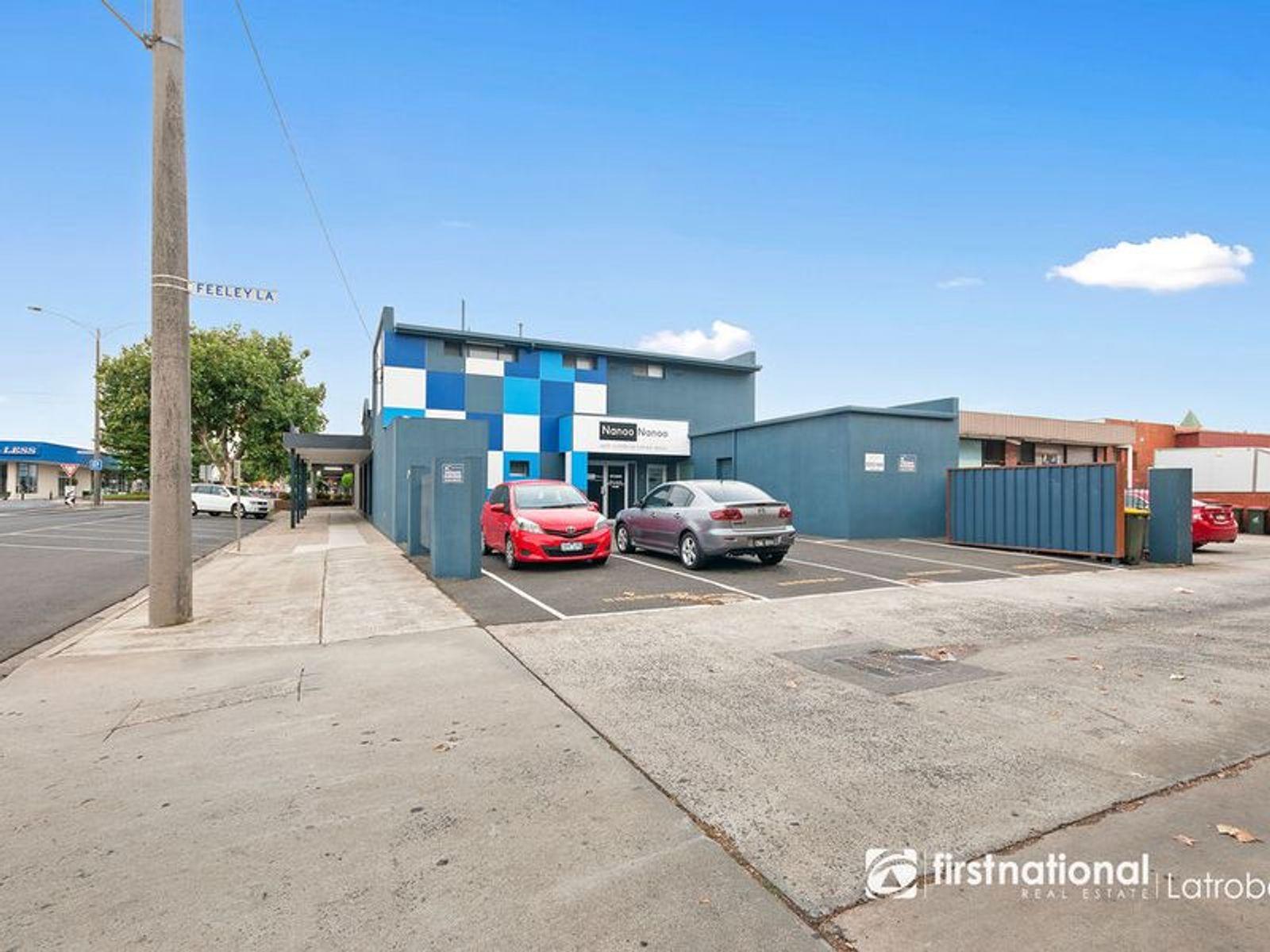 35 & 35A Church Street & 107 & 109 Seymour Street, Traralgon, VIC 3844