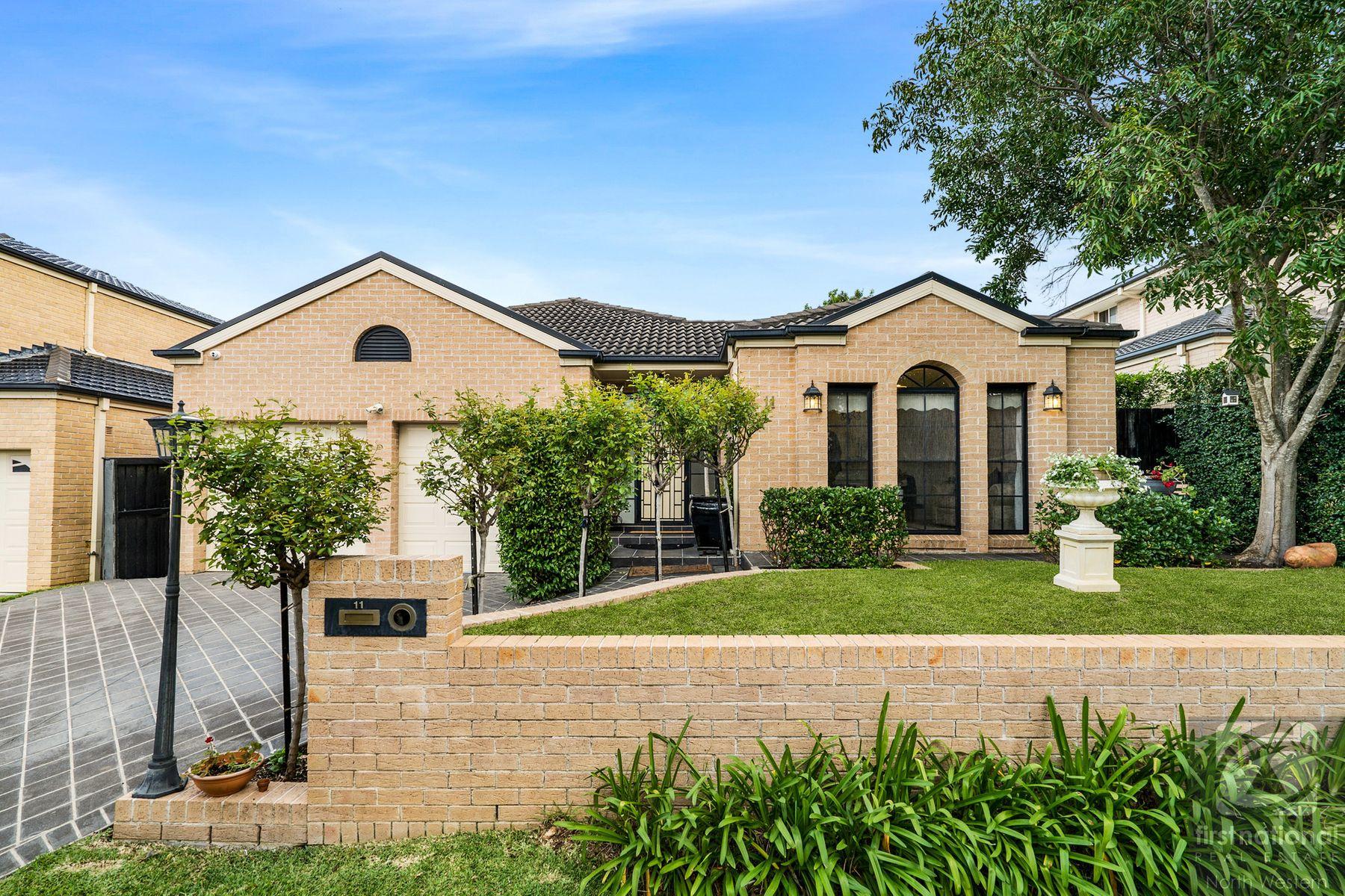 11 Kenford Circuit, Stanhope Gardens, NSW 2768