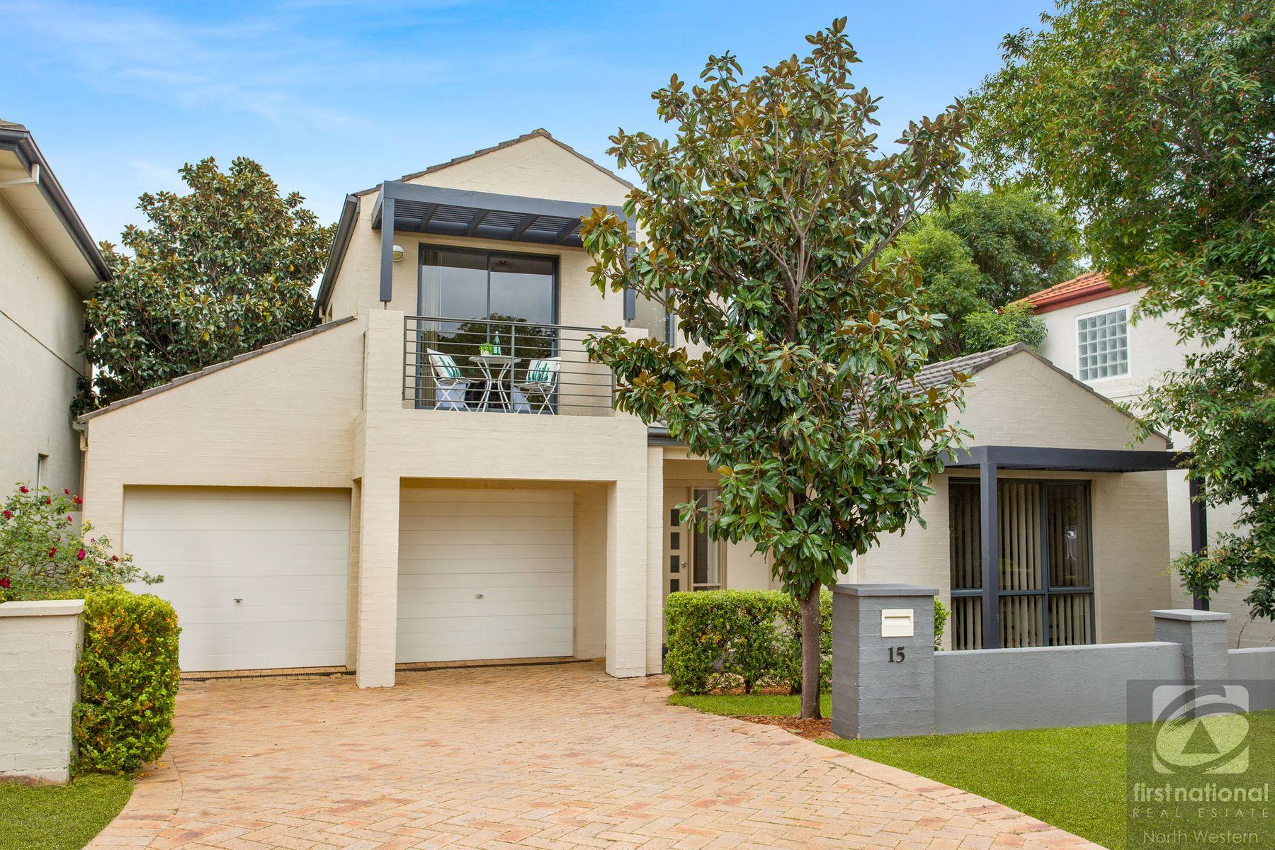 15 Rochdale Circuit, Stanhope Gardens, NSW 2768