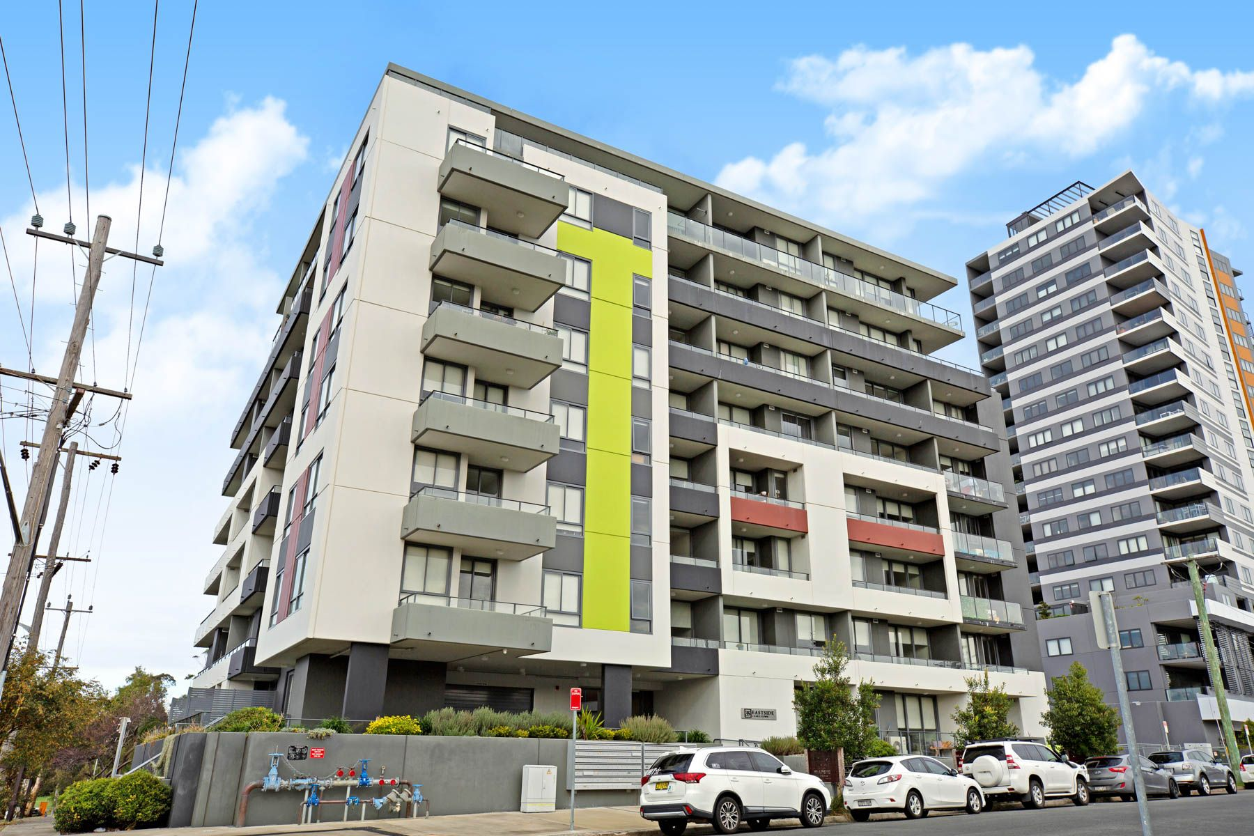 703/6 Charles Street, Charlestown, NSW 2290