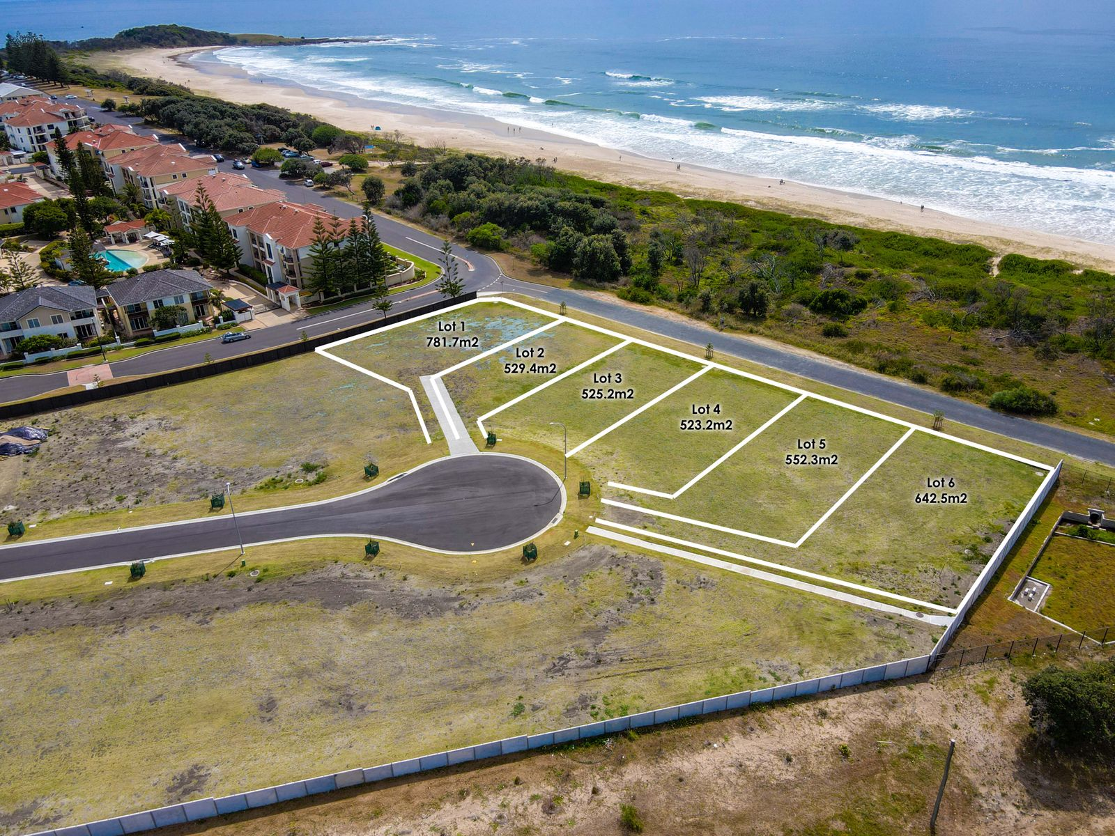 Proposed Lot 4 Dunes Court - The Dunes Estate, Yamba, NSW 2464