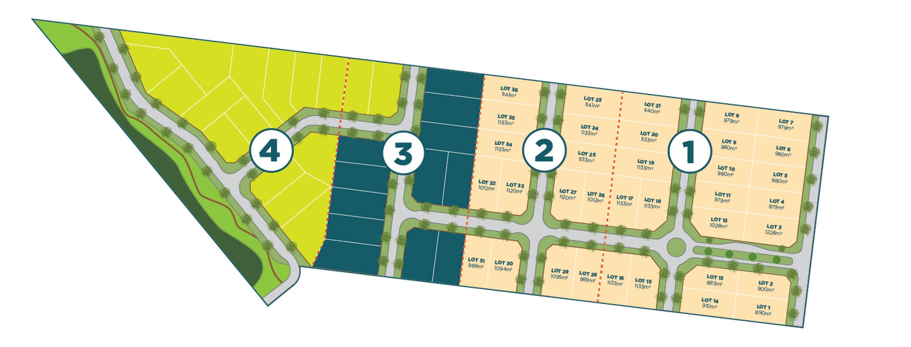 Lot 23-36 Lignum Lane, Moama, NSW 2731