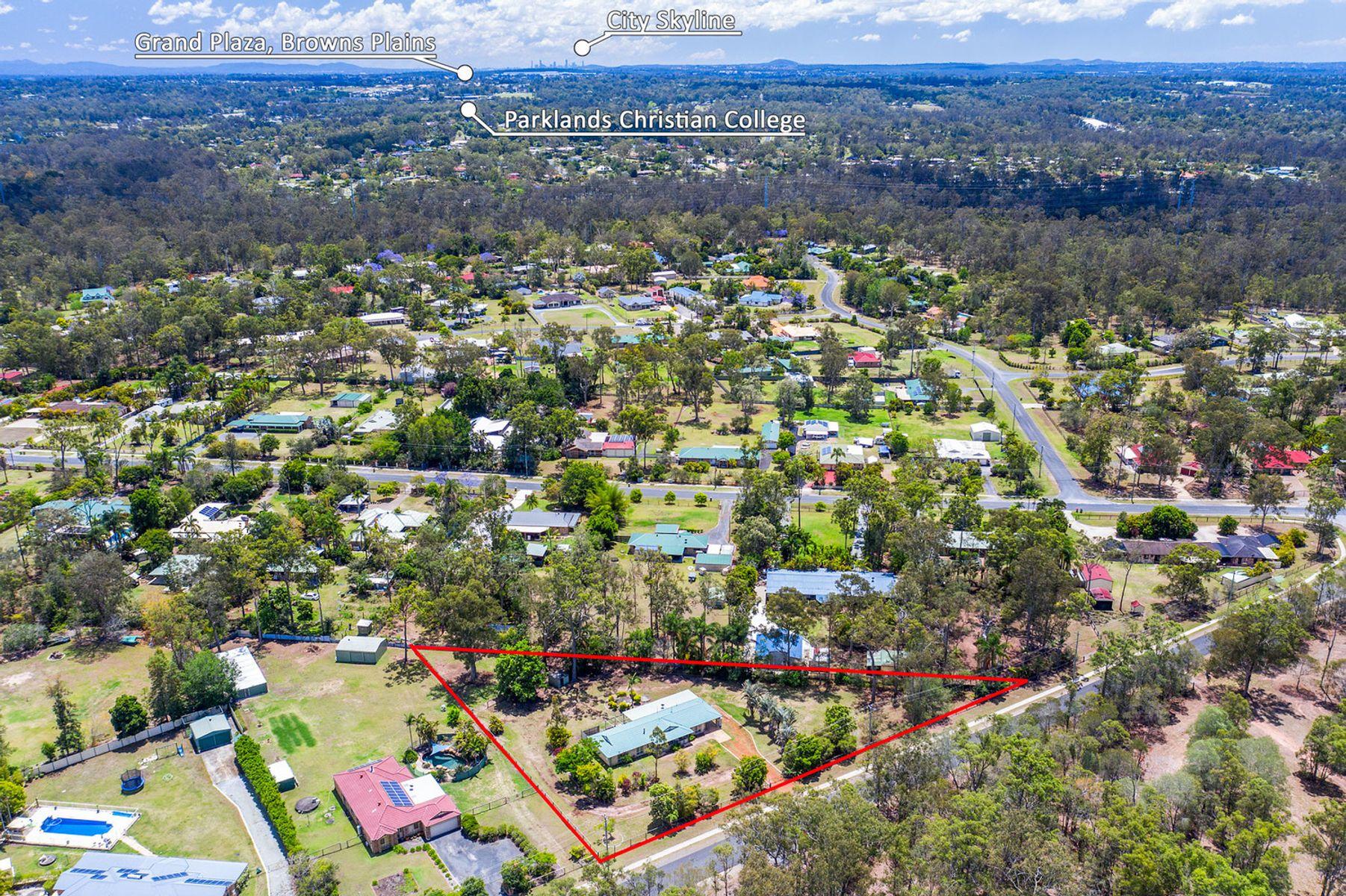 240 Norris Creek Road, Munruben, QLD 4125