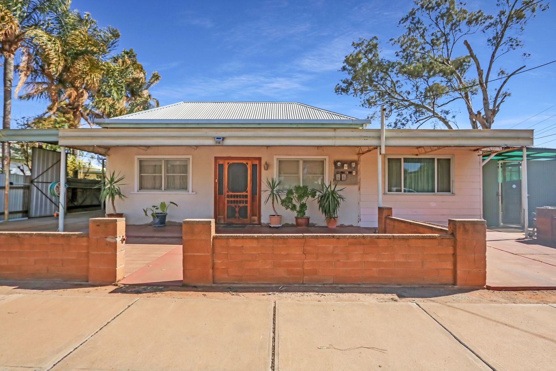 116 Wilson Street, Broken Hill, NSW 2880