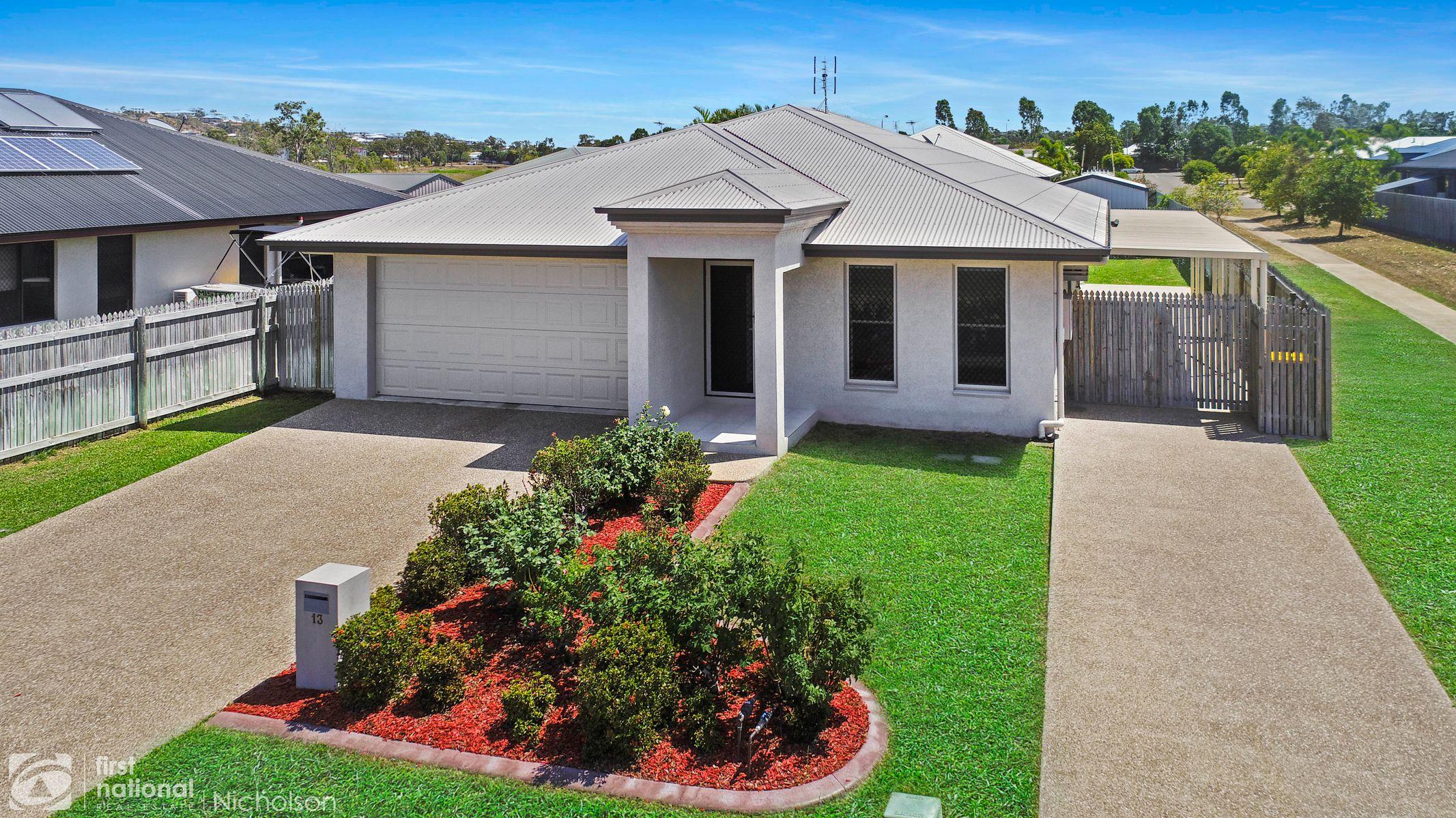 13 Littabella Place, Bushland Beach, QLD 4818