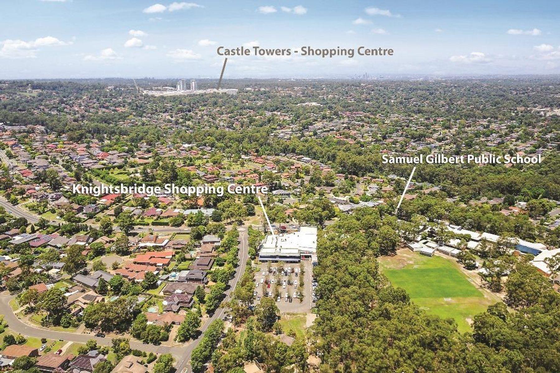 Shop 4A & Shop 4B/15 Ridgecrop Drive, Castle Hill, NSW 2154