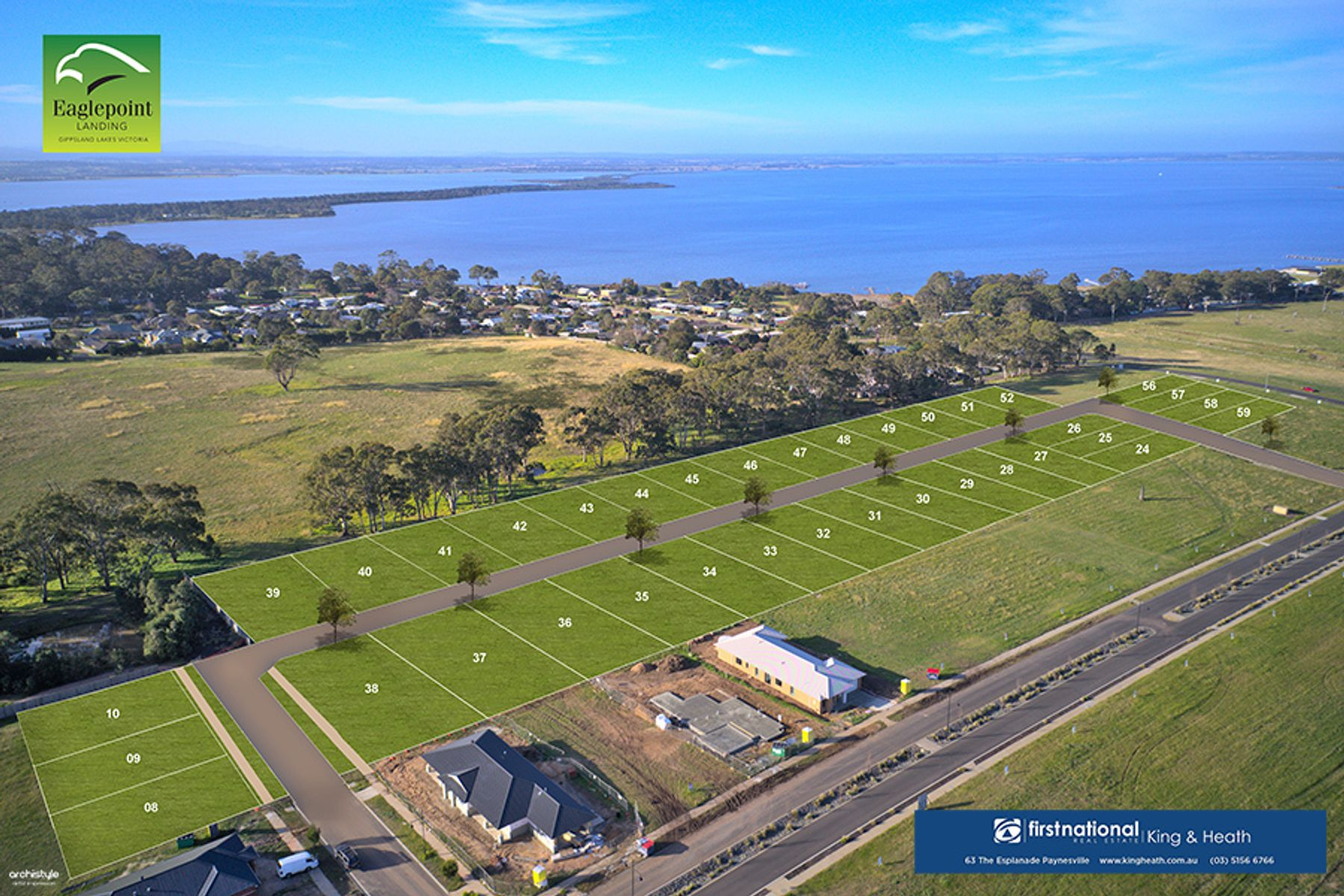 Lot 52 Houghton Crescent, Eagle Point, VIC 3878