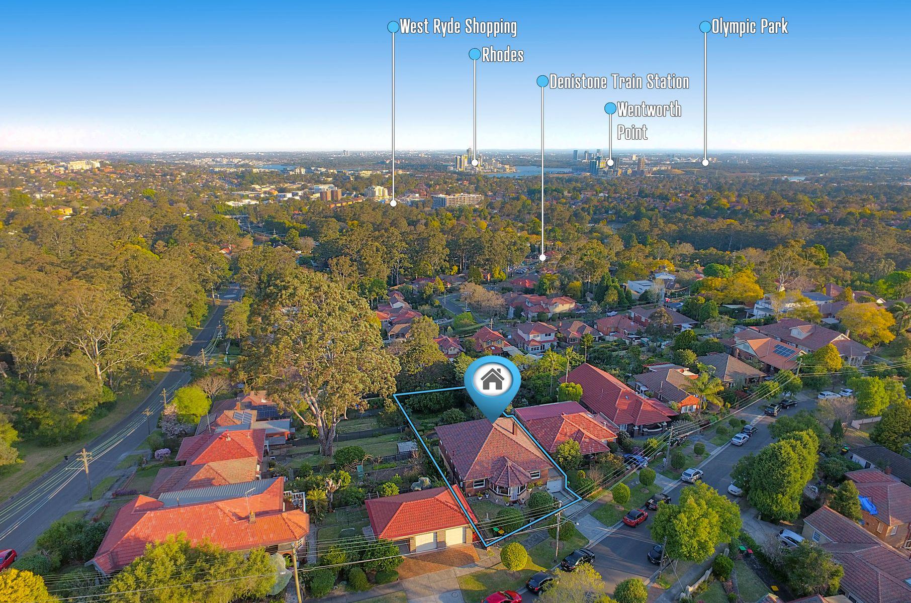 1 Fifth Avenue, Denistone, NSW 2114