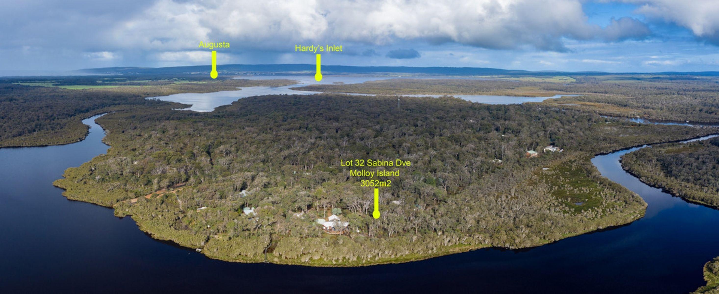 36 Sabina Drive, Molloy Island, WA 6290