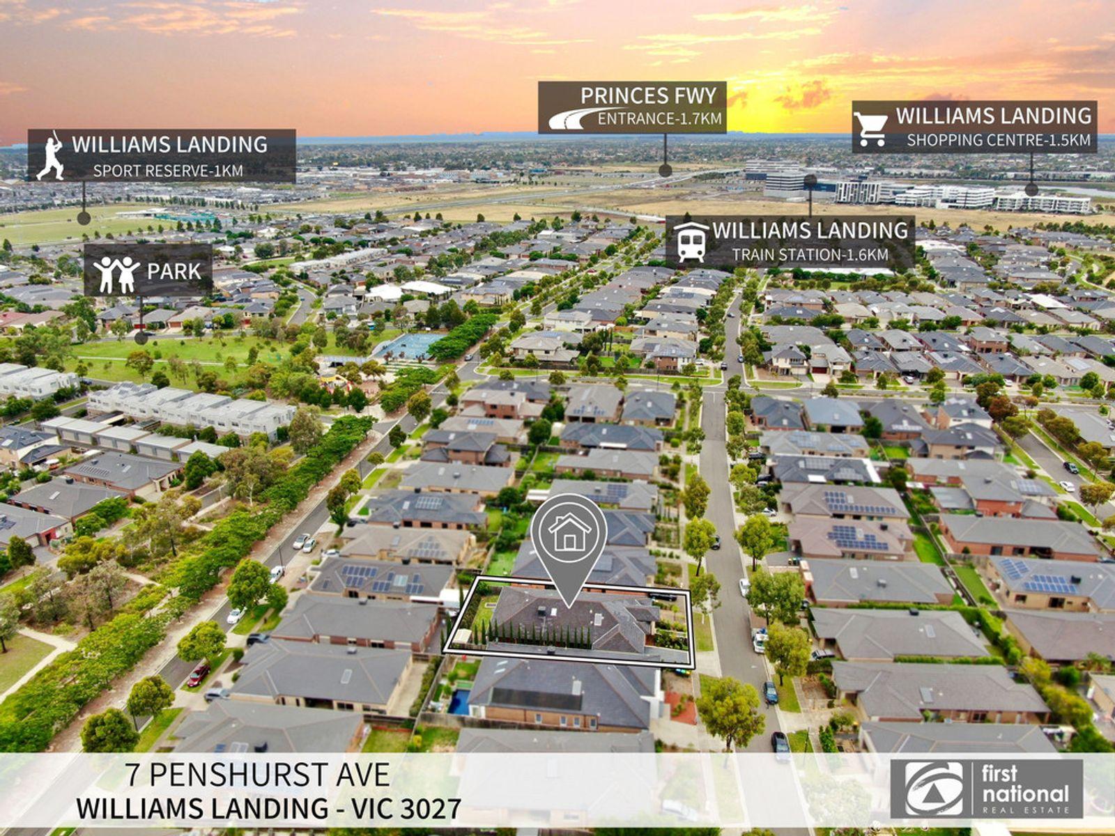 7 Penshurst Avenue, Williams Landing, VIC 3027