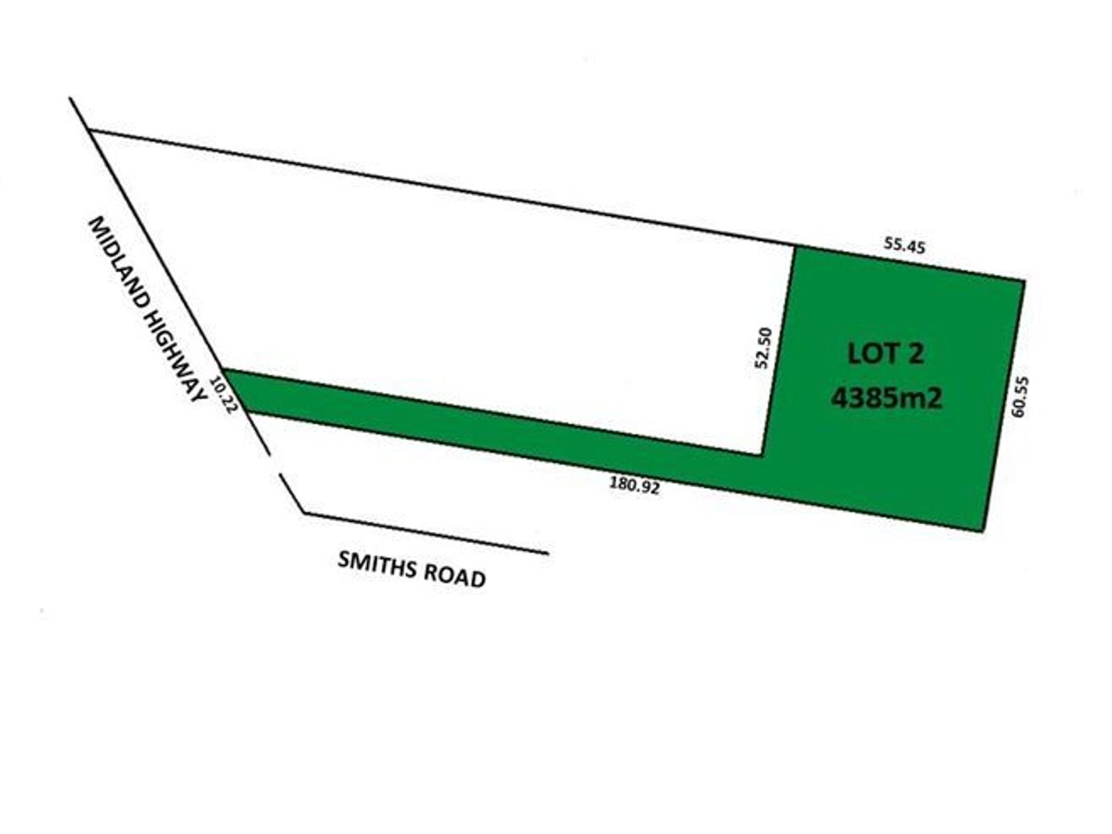 Lot 2, 2870 Midland Highway, Lethbridge, VIC 3332