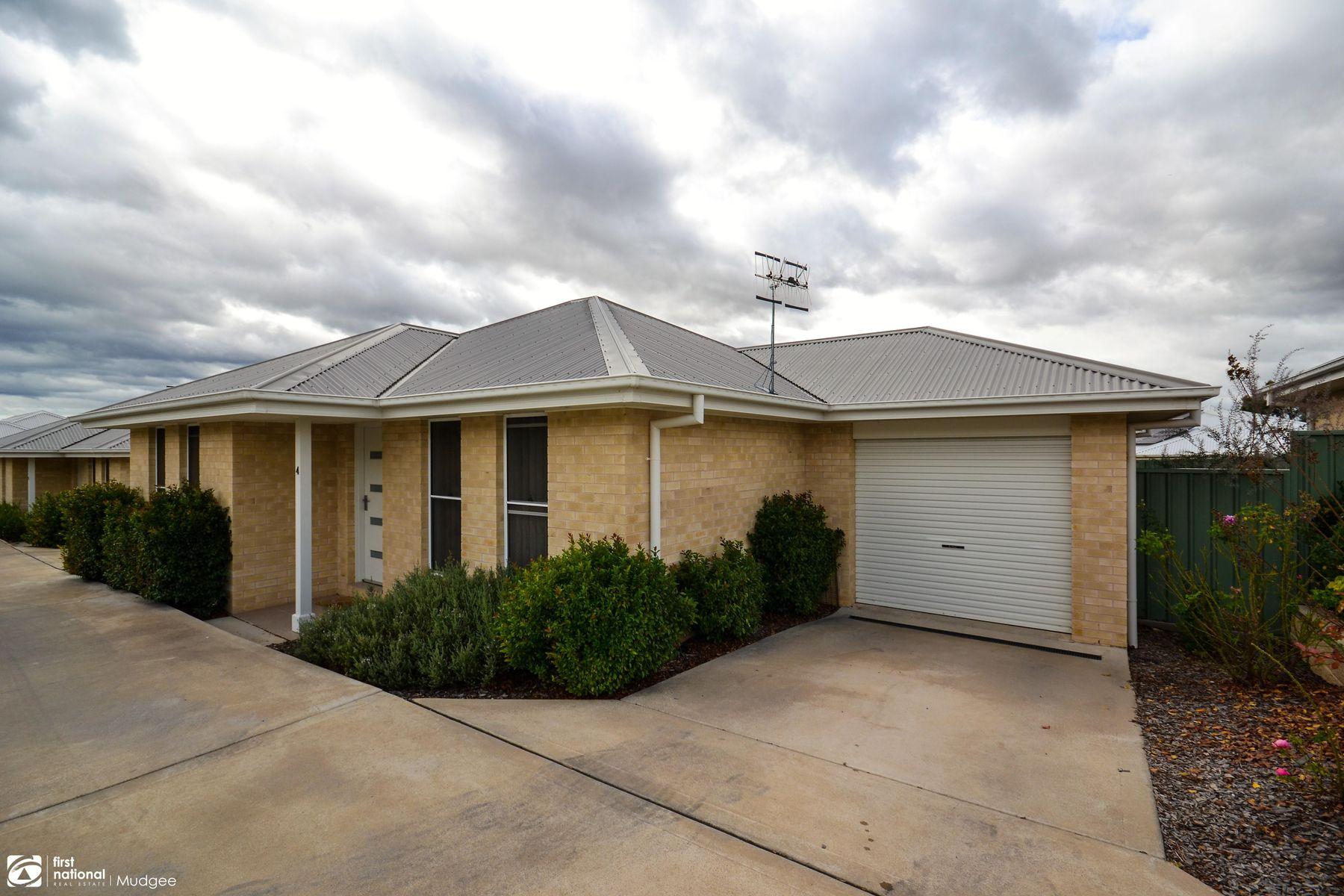 4/31-33 Banjo Paterson Avenue, Mudgee, NSW 2850