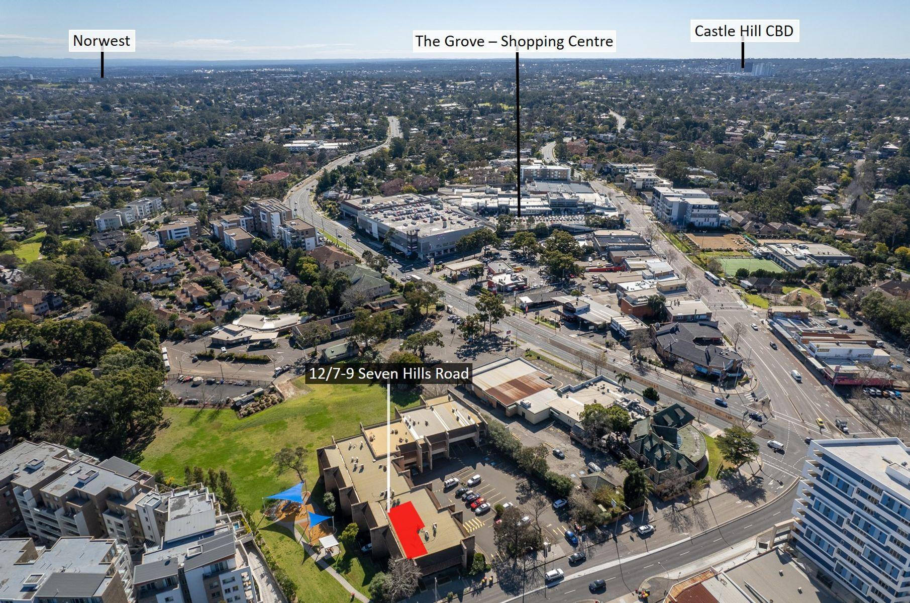 12/7-9 Seven Hills Road, Baulkham Hills, NSW 2153
