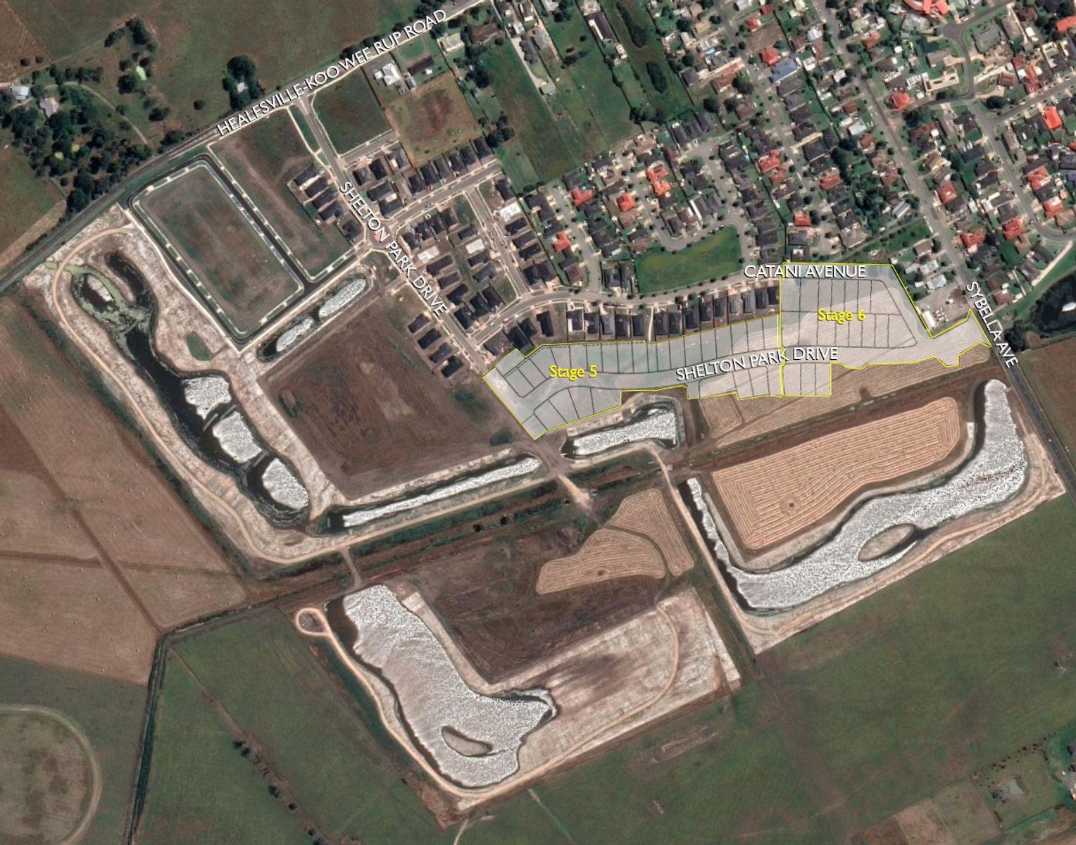 Lot 728 Wetlands Circuit, Koo Wee Rup, VIC 3981