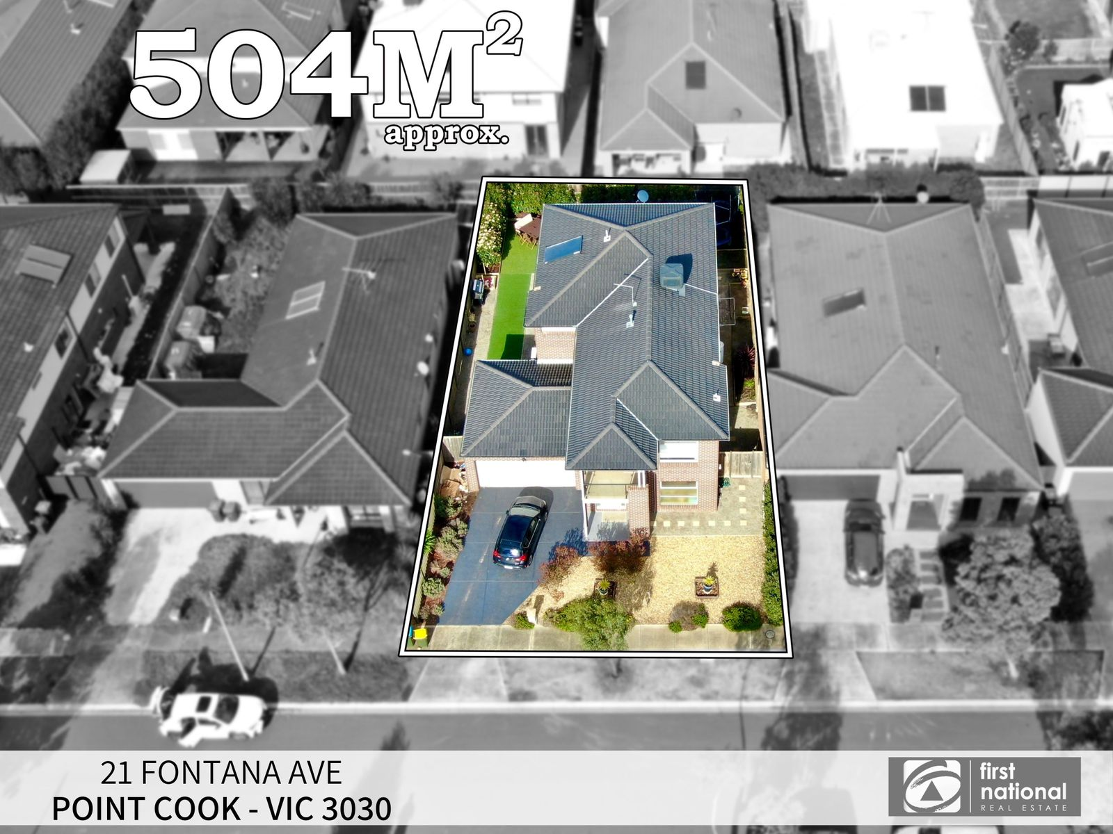 21 Fontana Avenue, Point Cook, VIC 3030