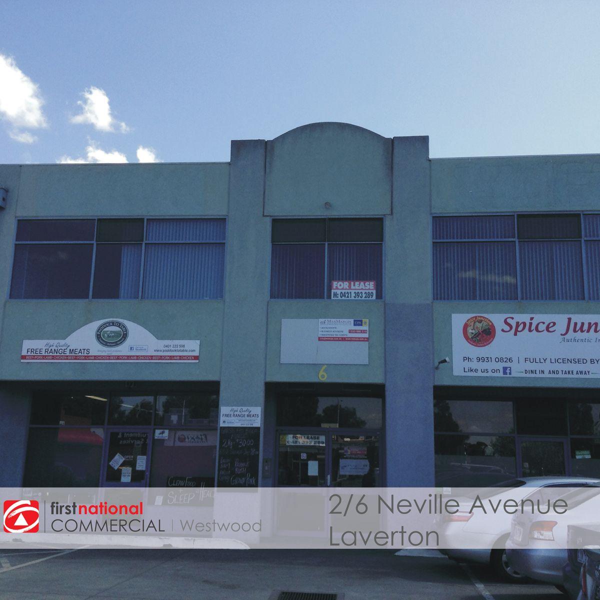 2/6 Neville Avenue, Laverton, VIC 3028