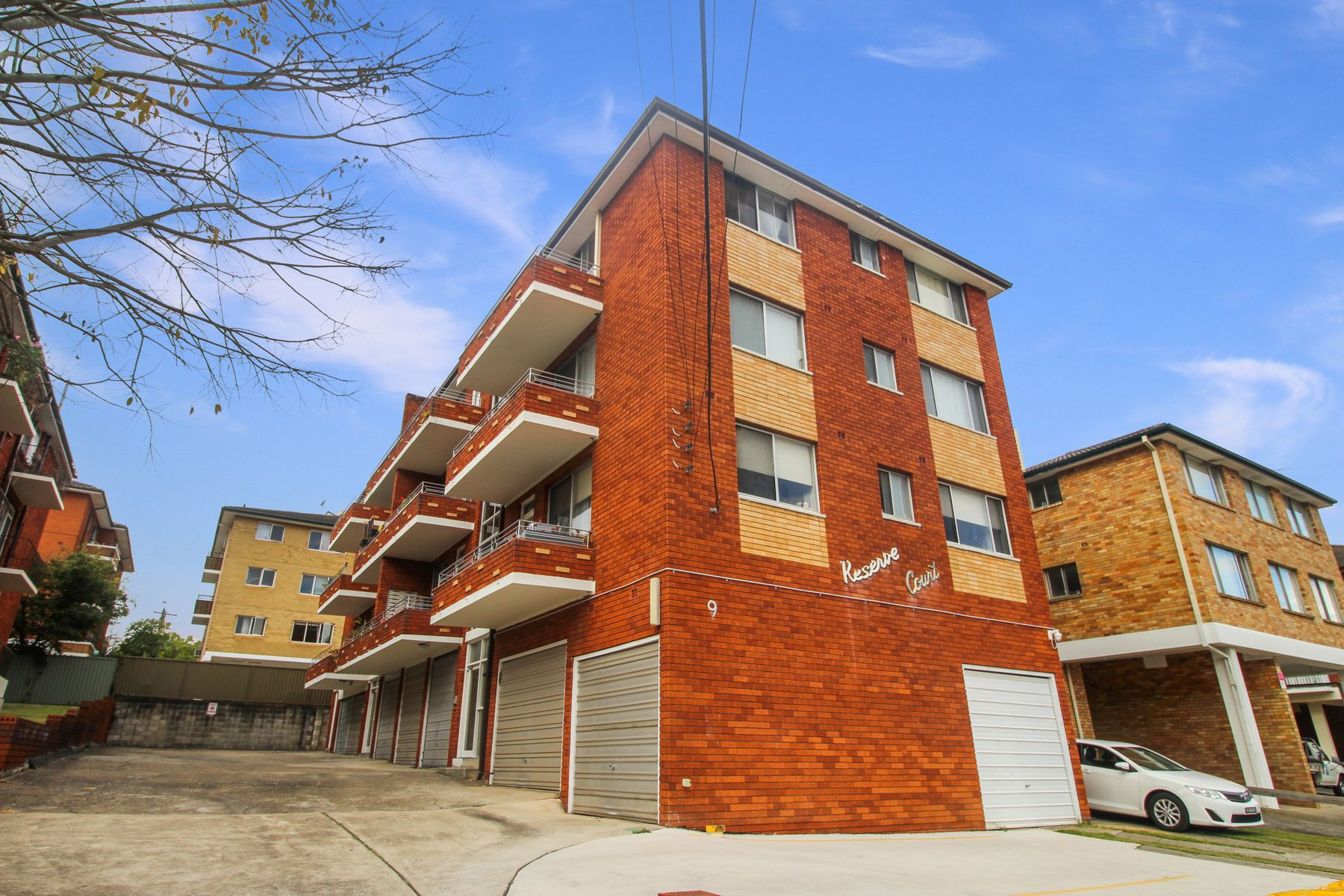 12/9 Reserve Street, West Ryde, NSW 2114