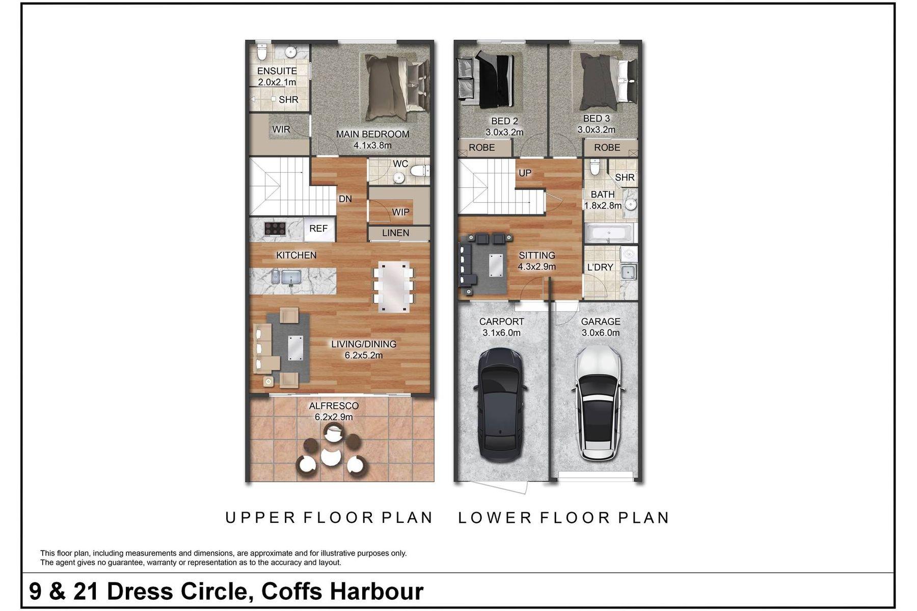 5-25 Dress Circle, Coffs Harbour, NSW 2450