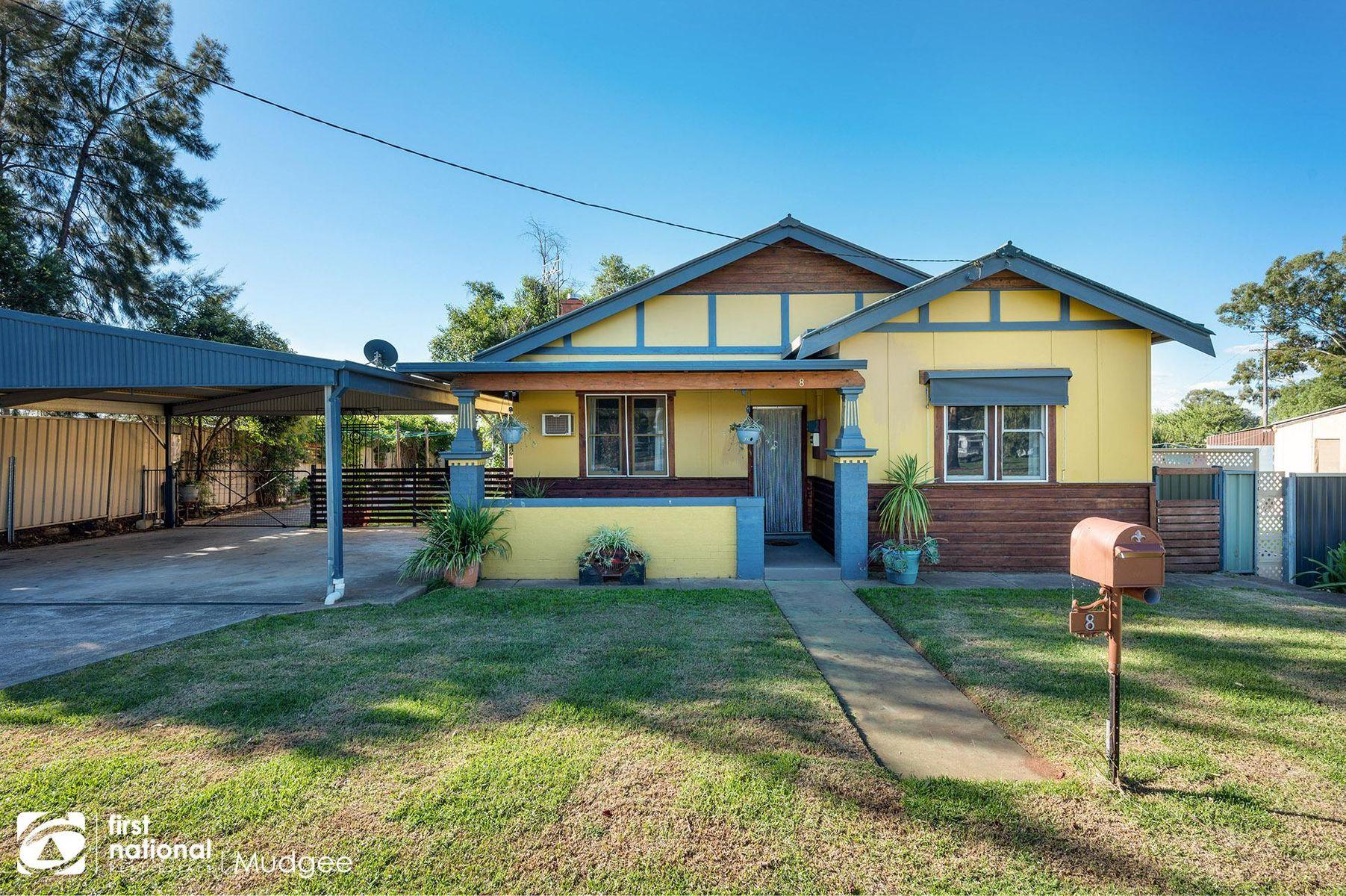 8 Nicholson Street, Mudgee, NSW 2850
