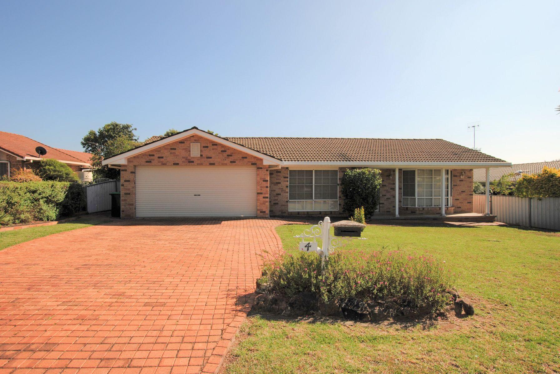 4 Burgundy Road, Mudgee, NSW 2850