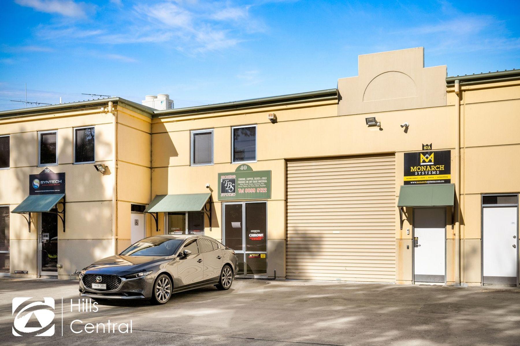 40/5-7 Anella Avenue, Castle Hill, NSW 2154