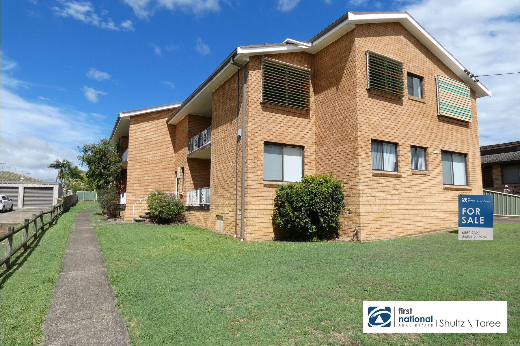 1 112 Albert St Taree Nsw 2430 Australia Unit For Sale