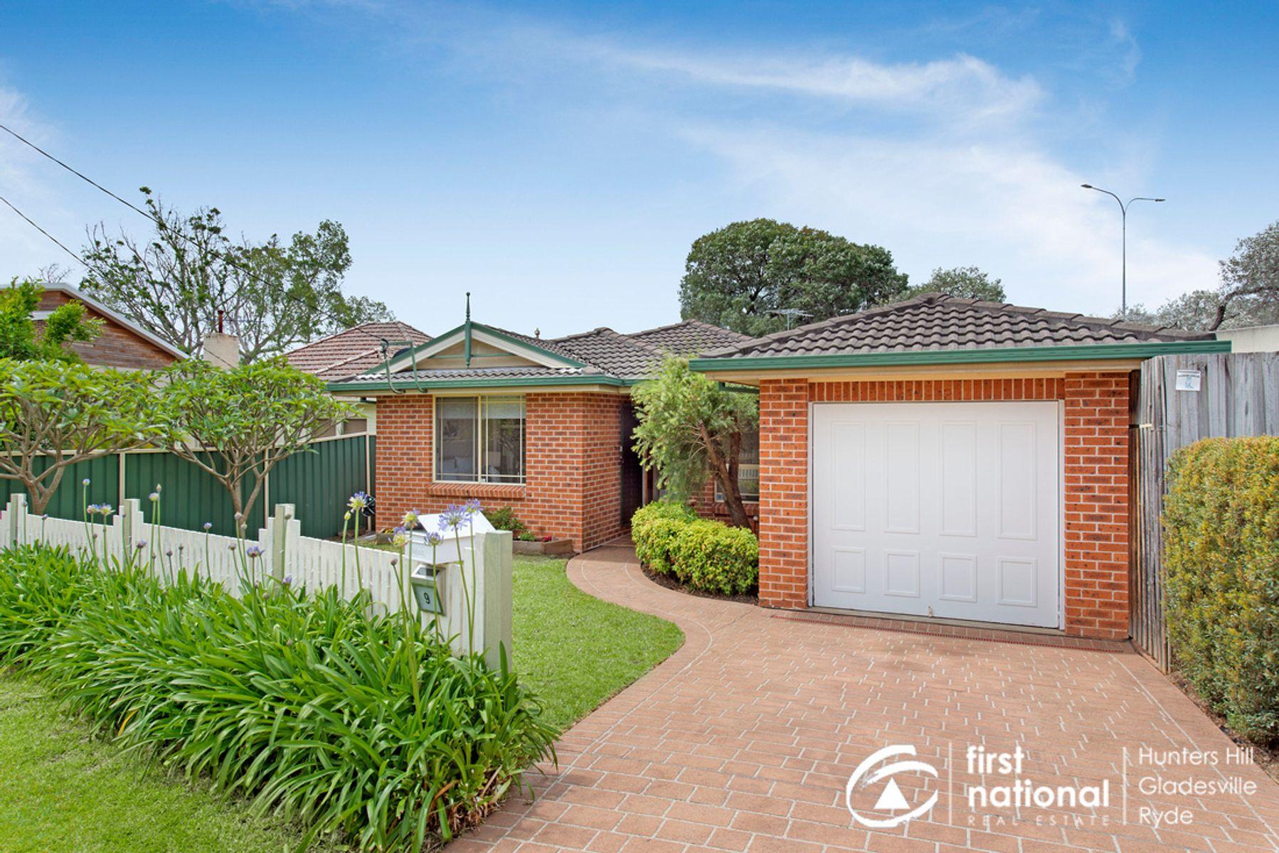 9 Fallon Street, Rydalmere, NSW 2116