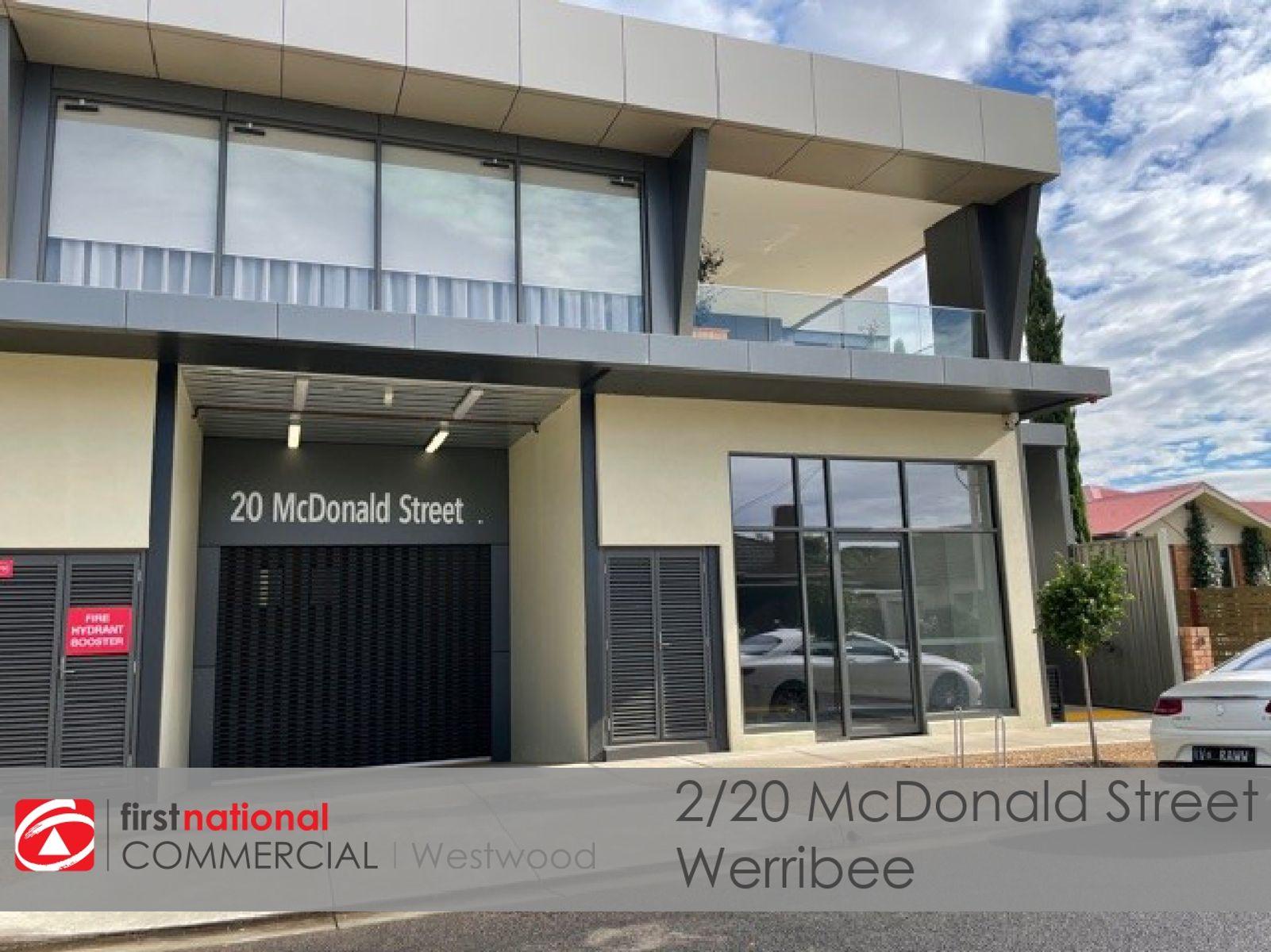 2/20 McDonald Street, Werribee, VIC 3030