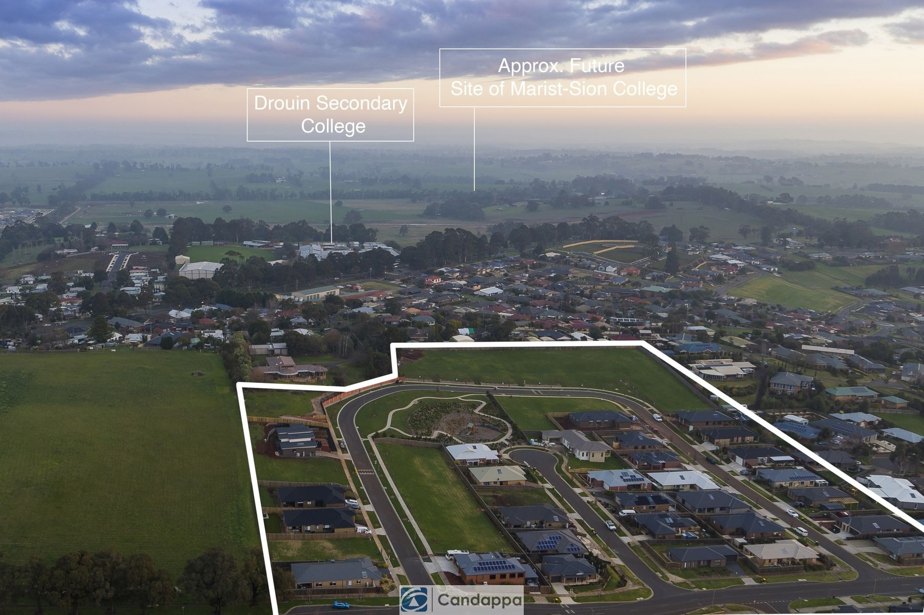 19 (Lot 9) Timbertop Crescent, Drouin, VIC 3818