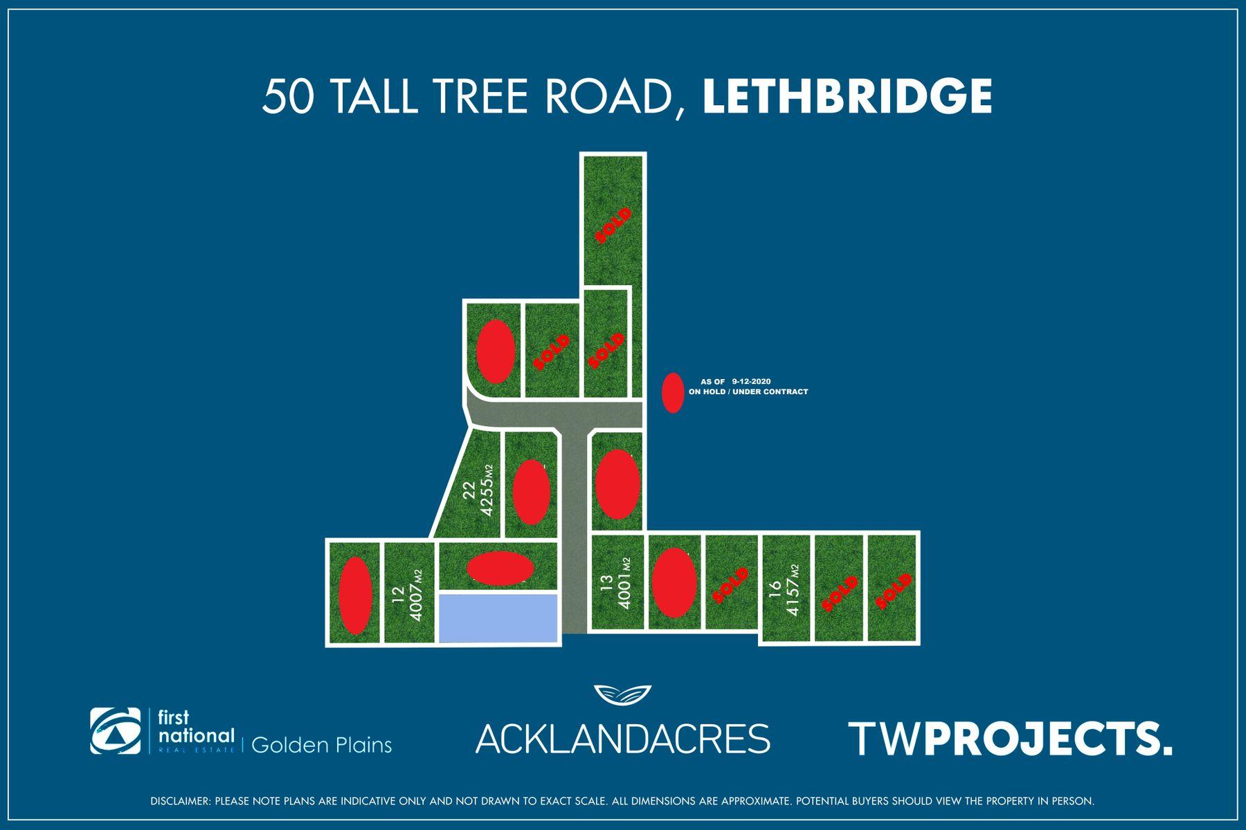 Lot 22, 50 Tall Tree Road, Lethbridge, VIC 3332