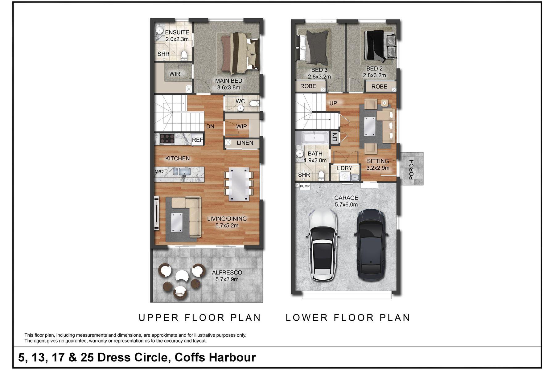 25 Dress Circle, Coffs Harbour, NSW 2450