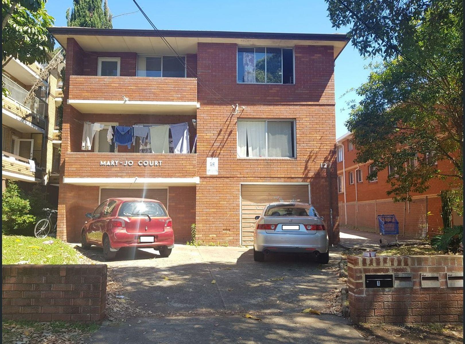 6/12 Dartbrook Road, Auburn, NSW 2144