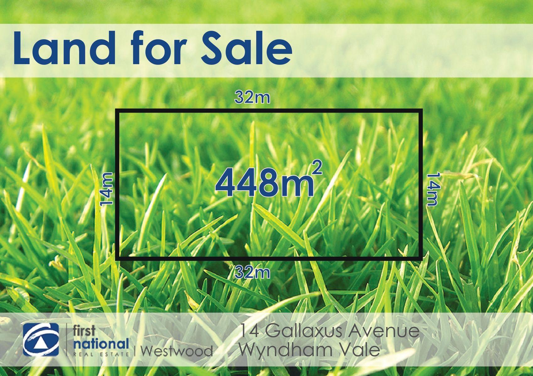 14 Gallaxus Avenue, Wyndham Vale, VIC 3024