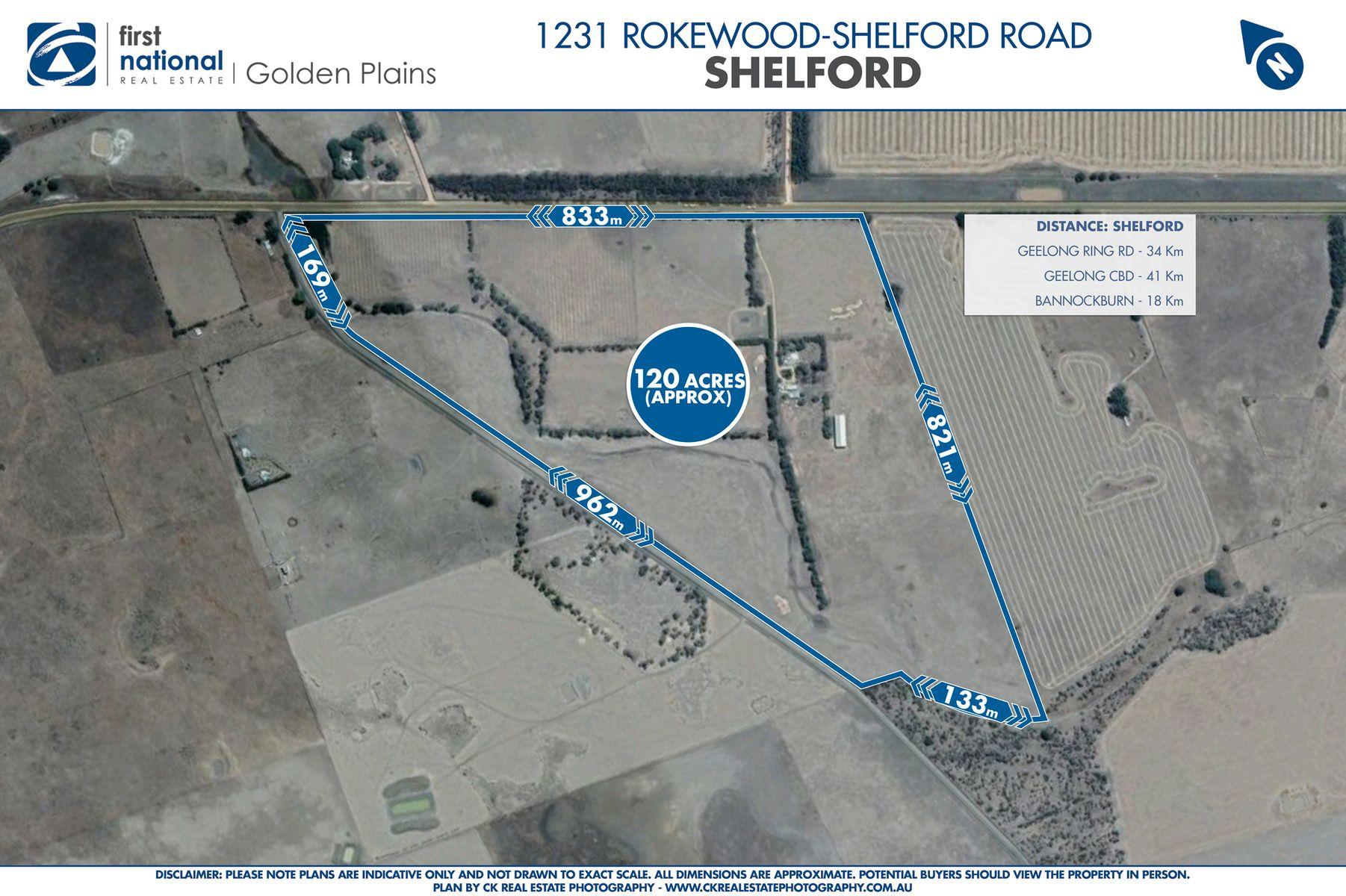1231 Rokewood-Shelford Road, Shelford, VIC 3329