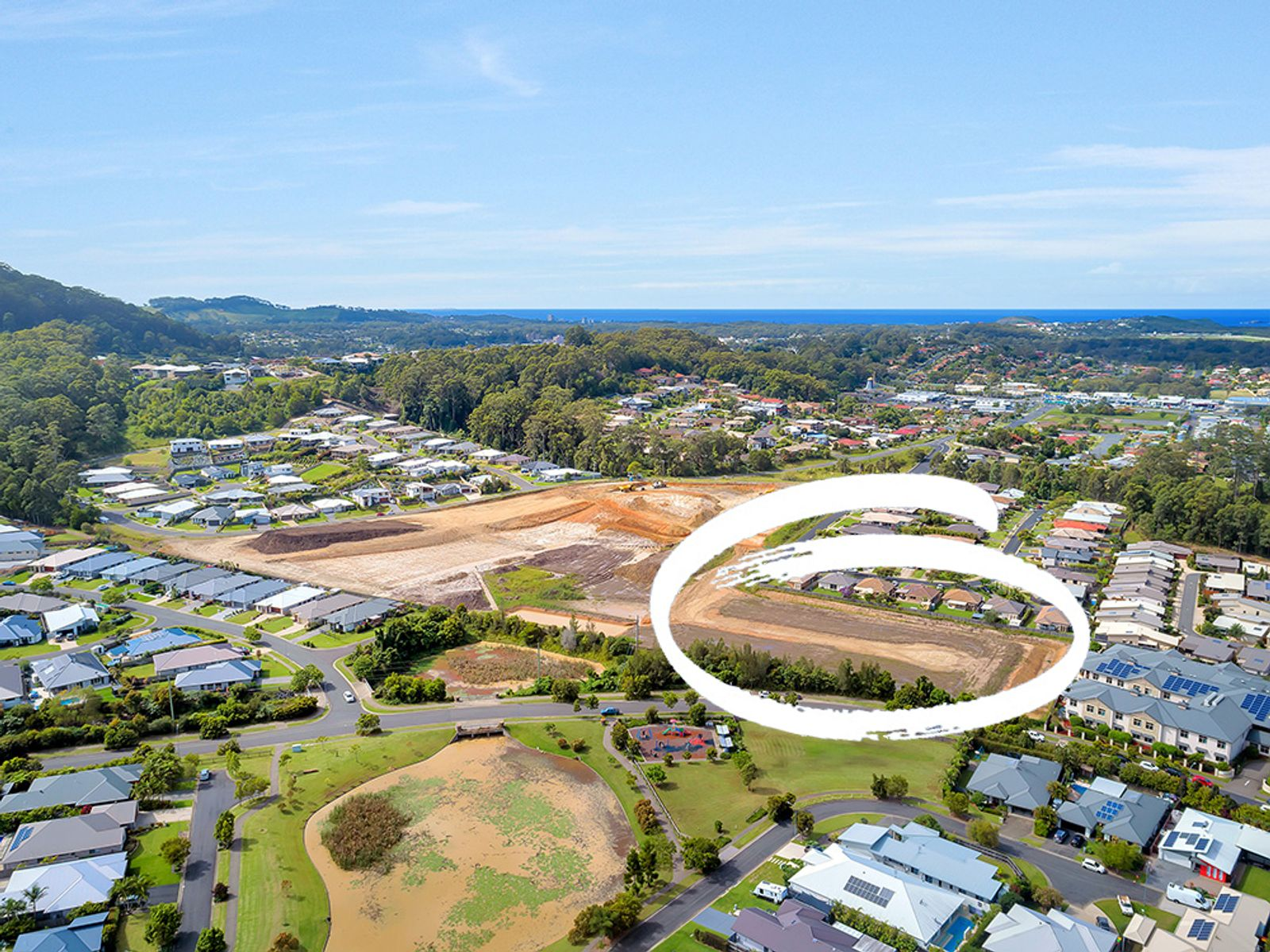 Lot 204 Lophostemon Drive, 'lake Heights Estate', Coffs Harbour, NSW 2450