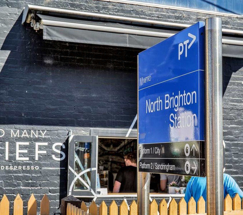 North Brighton Station