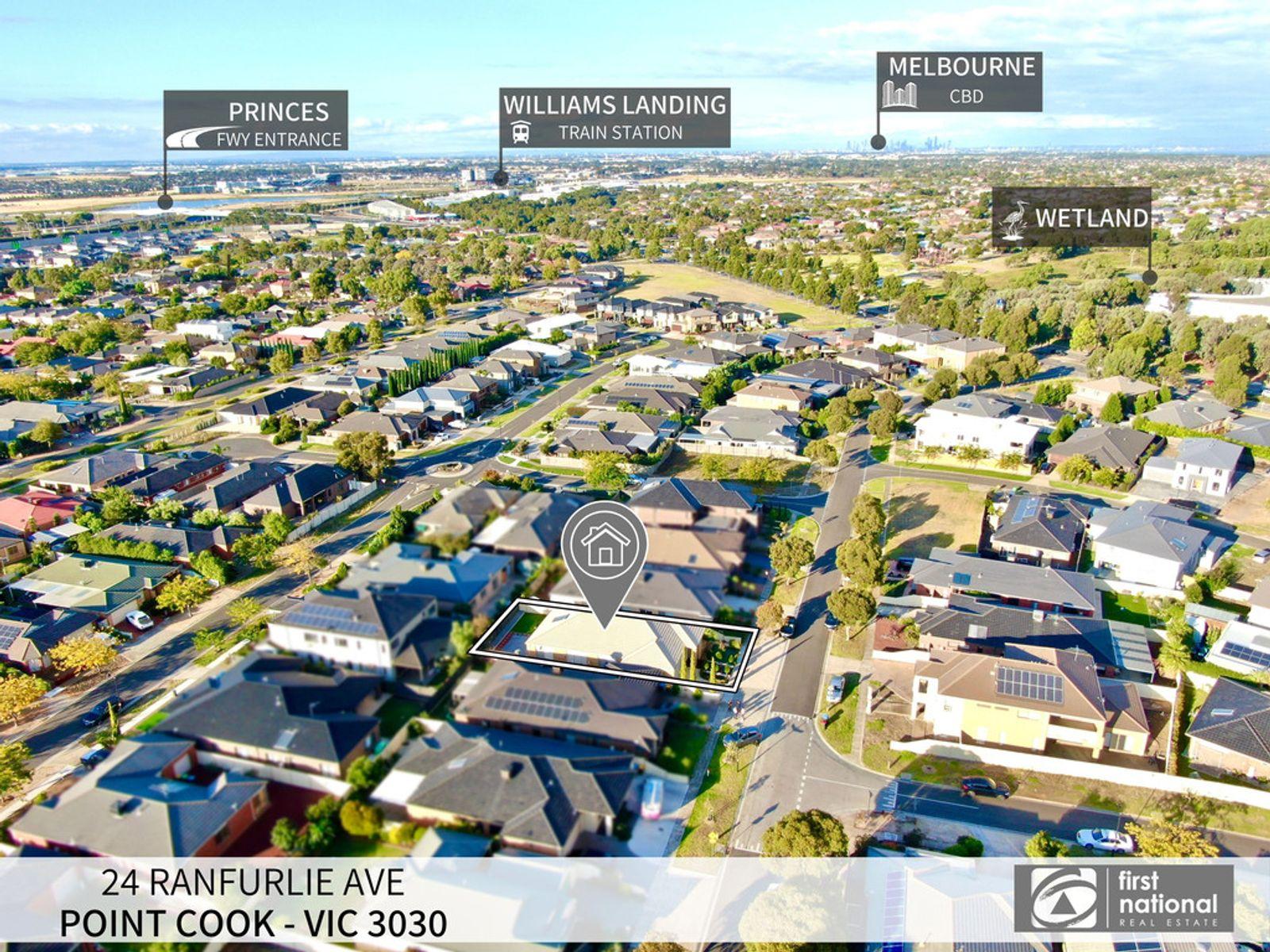 24 Ranfurlie Avenue, Point Cook, VIC 3030