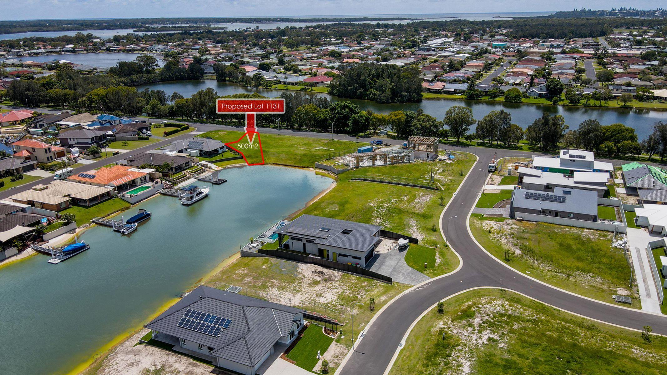 Proposed Lot 1131 - 45 Witonga Drive, Yamba, NSW 2464