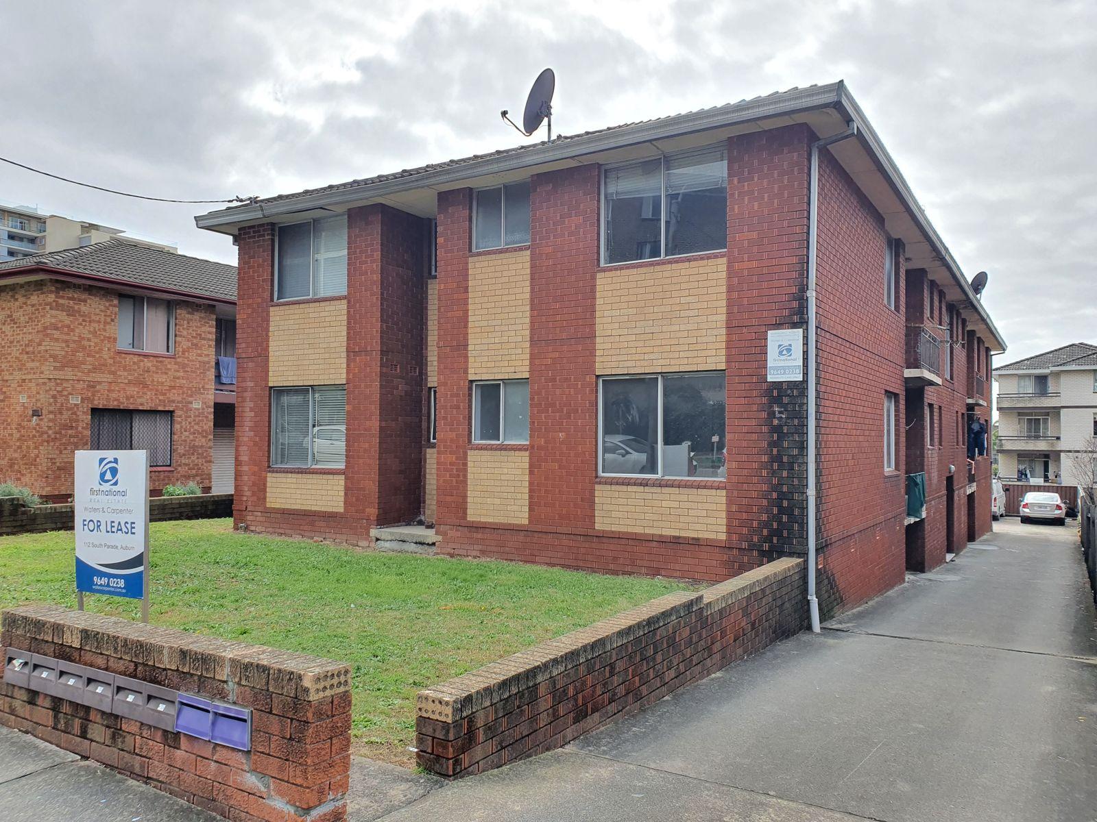 6/5 Queen Street, Auburn, NSW 2144