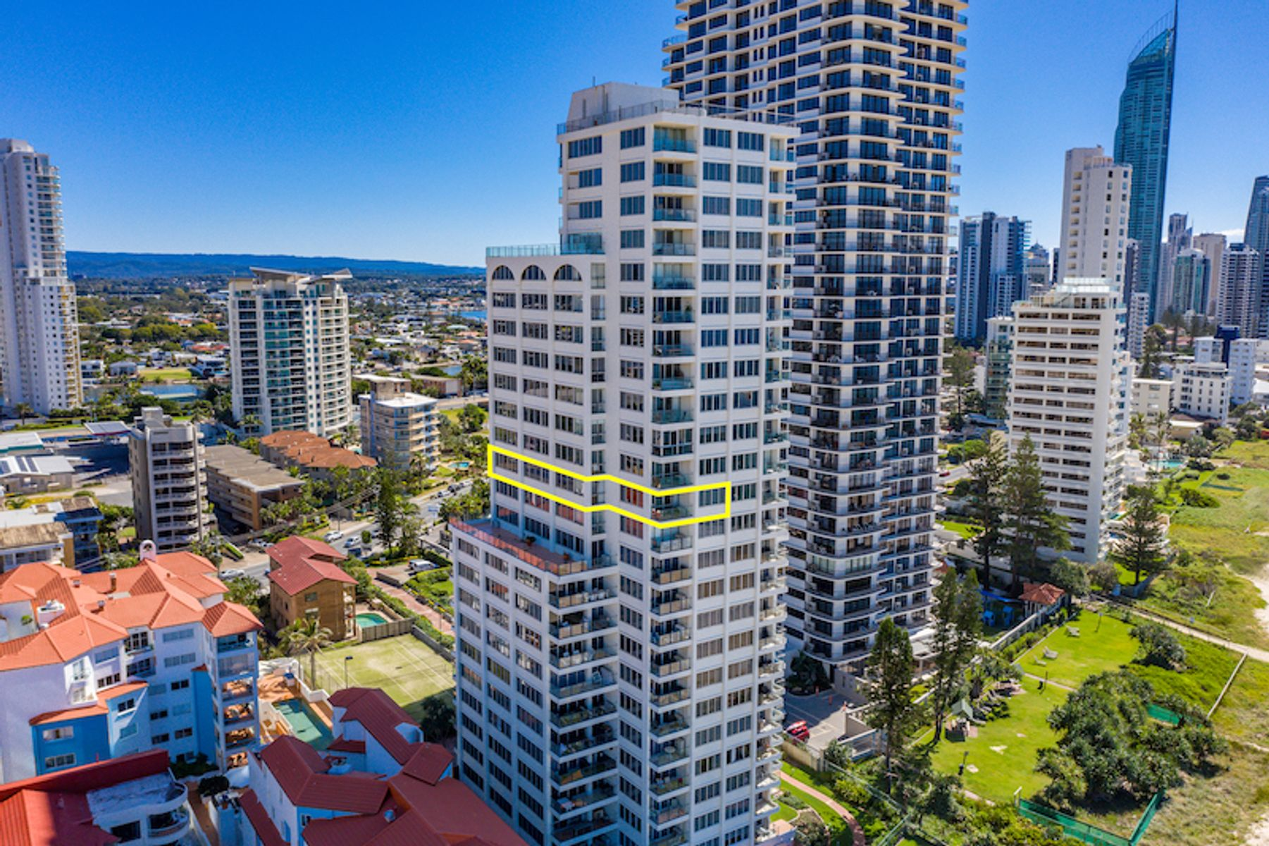 37/20 Old Burleigh Road, Surfers Paradise, QLD 4217