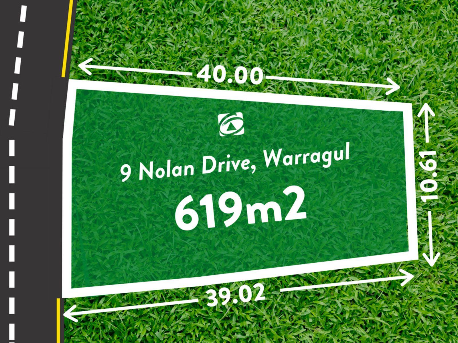 9 Nolan Drive, Warragul, VIC 3820