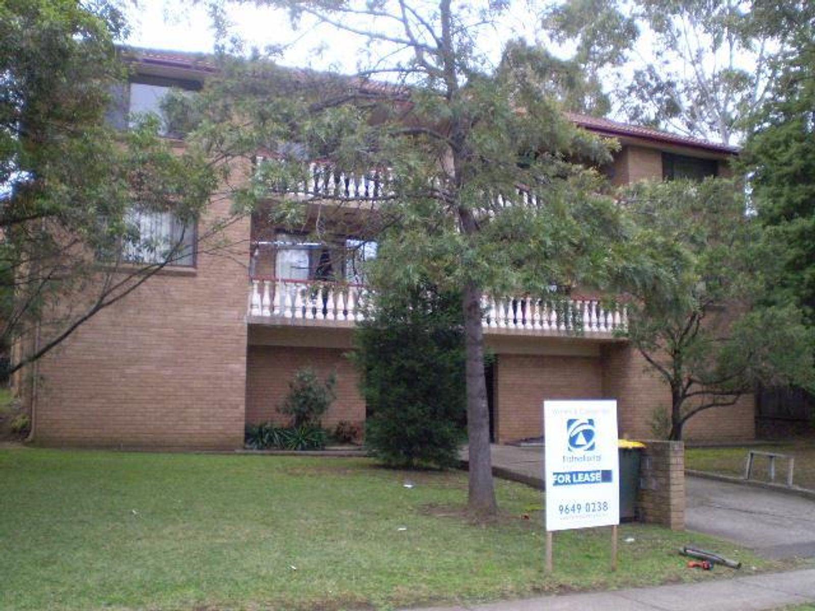 1/39 Sheffield Street, Merrylands, NSW 2160