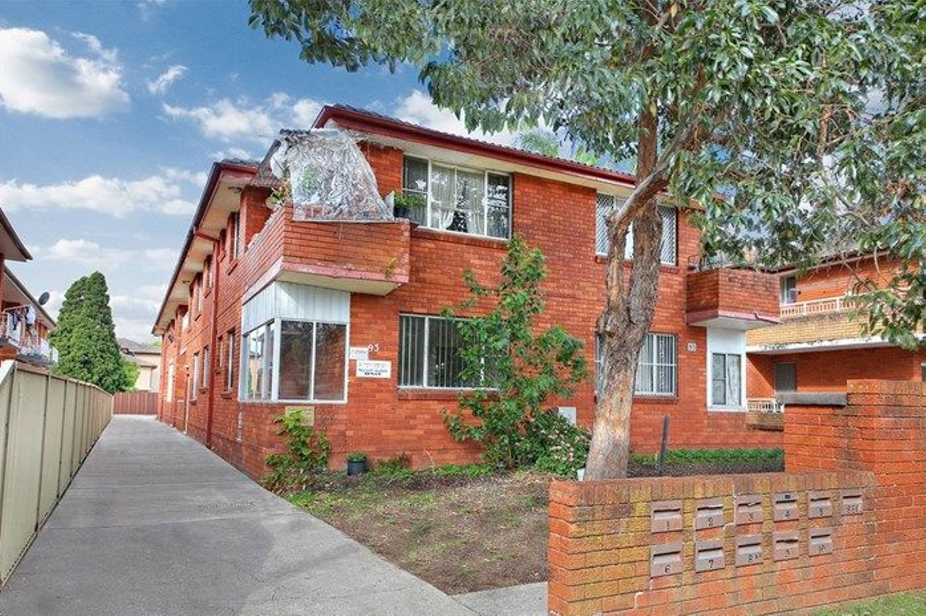 8/93 Hampden Road, Lakemba, NSW 2195
