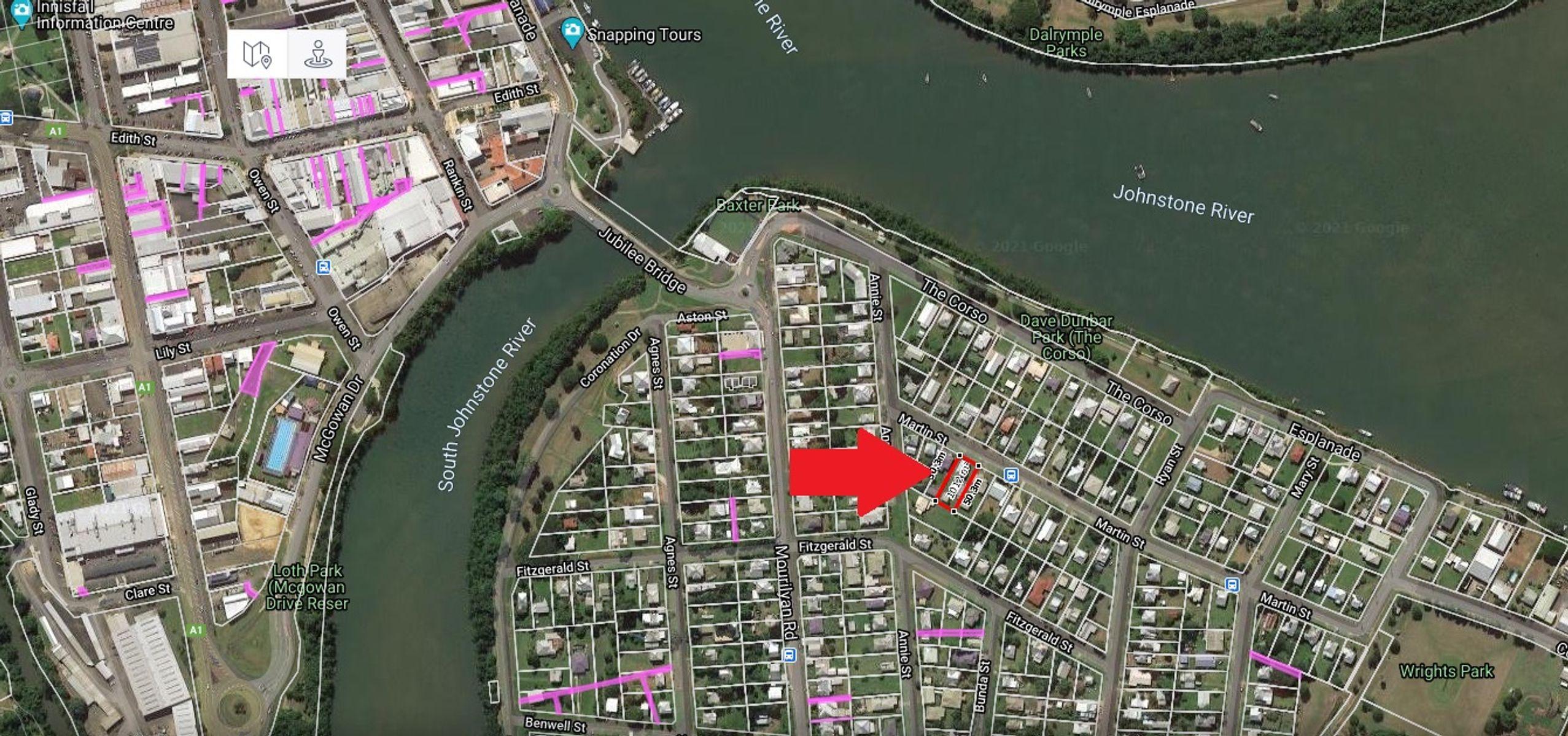 8  MARTIN STREET, East Innisfail, QLD 4860
